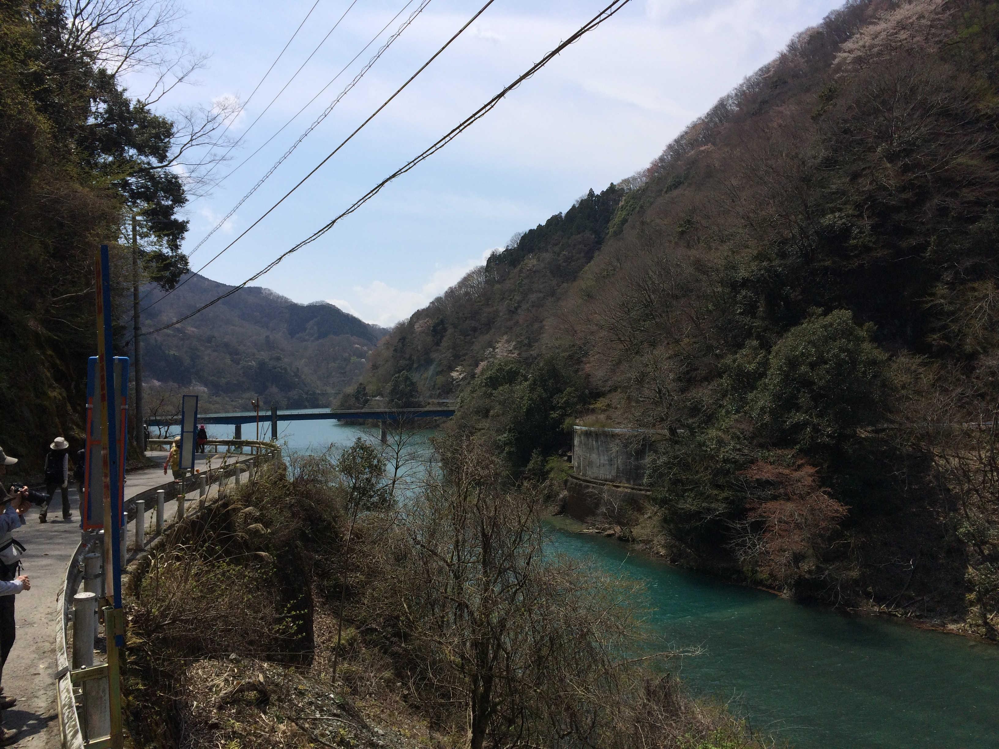 ヤヒチ沢→小川谷出合