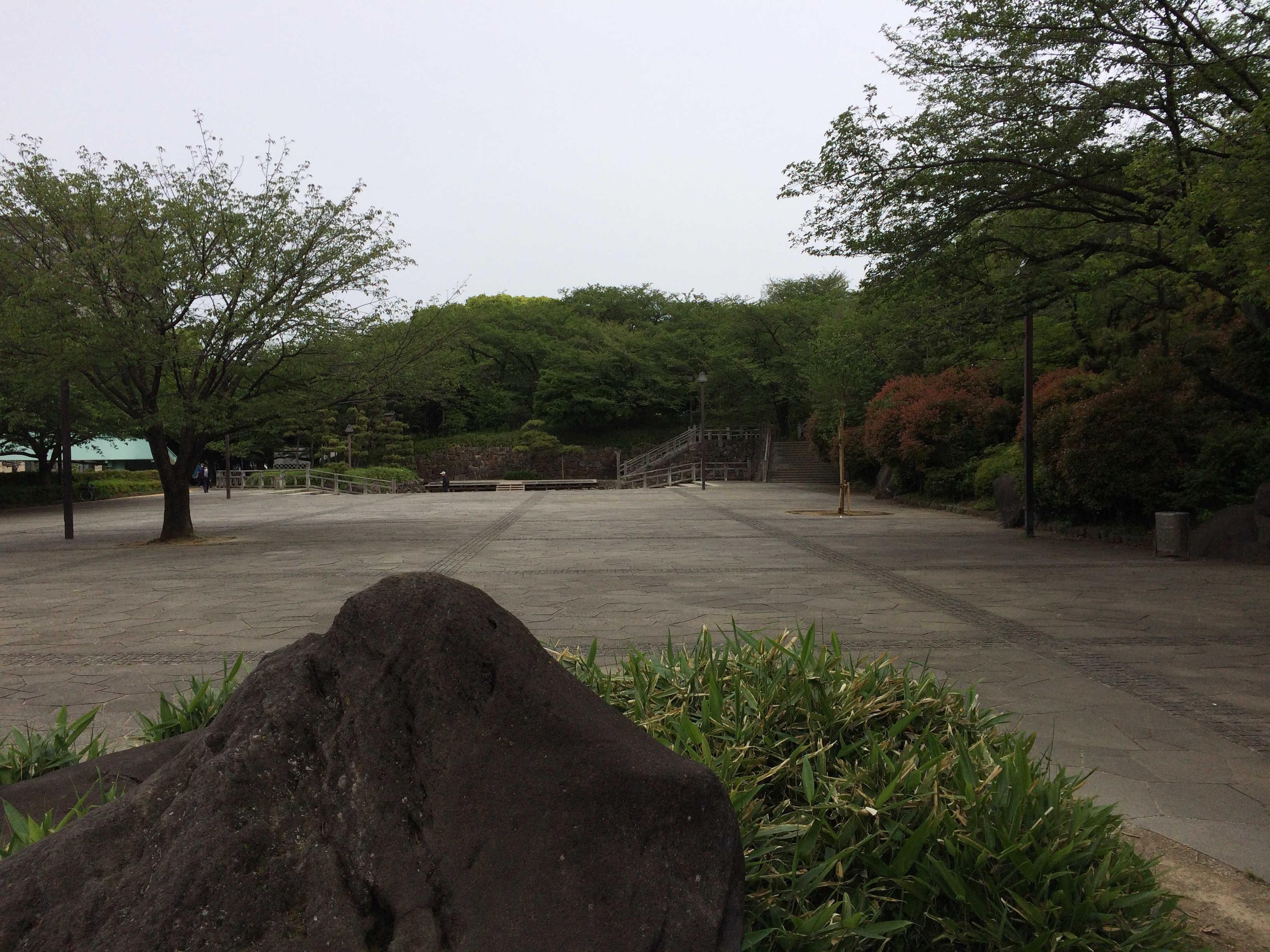 飛鳥山公園(スタート)