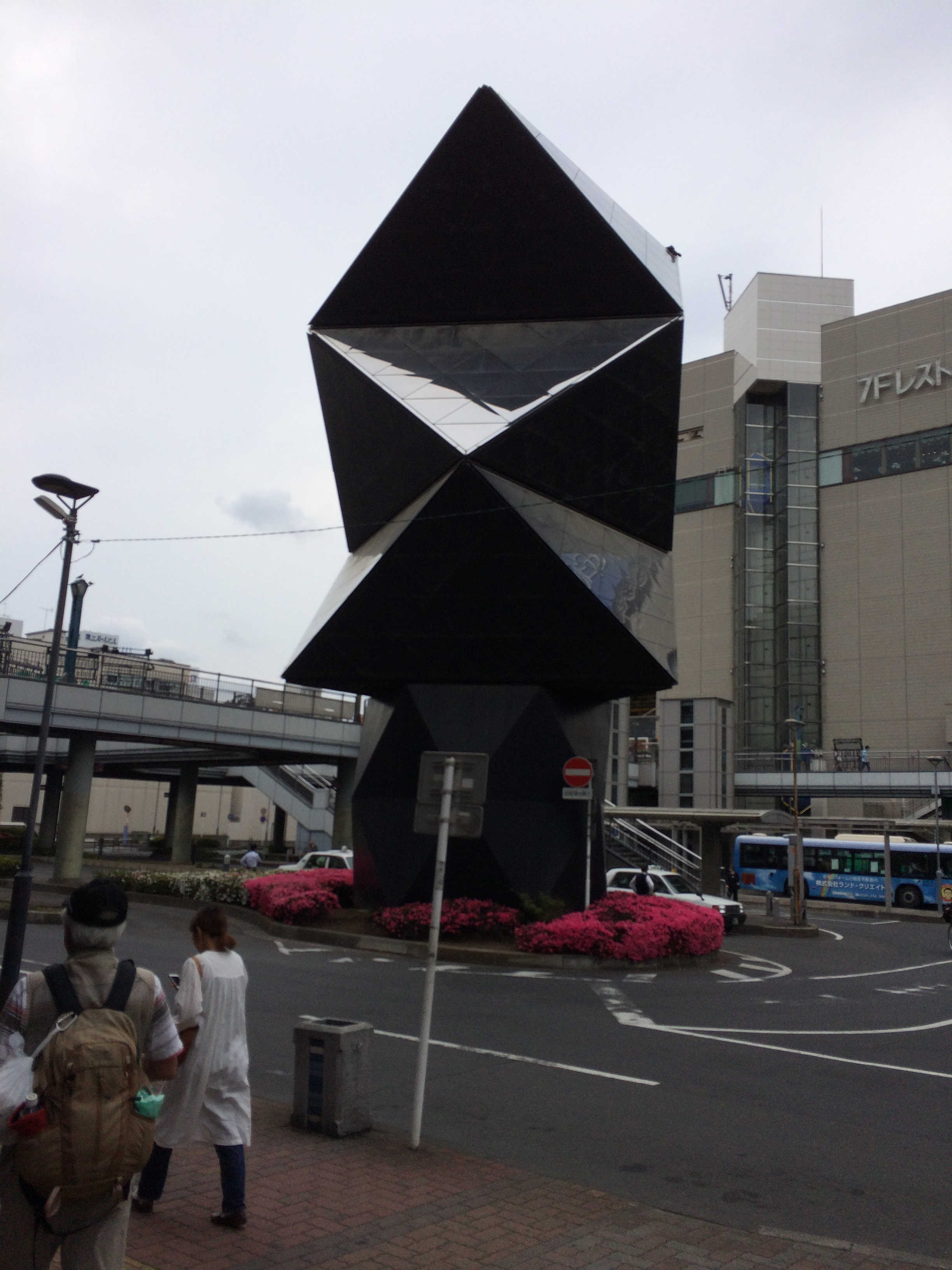 川越駅(ゴール)