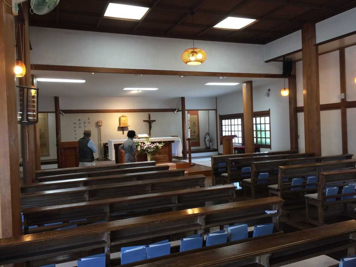 カトリック片瀬教会