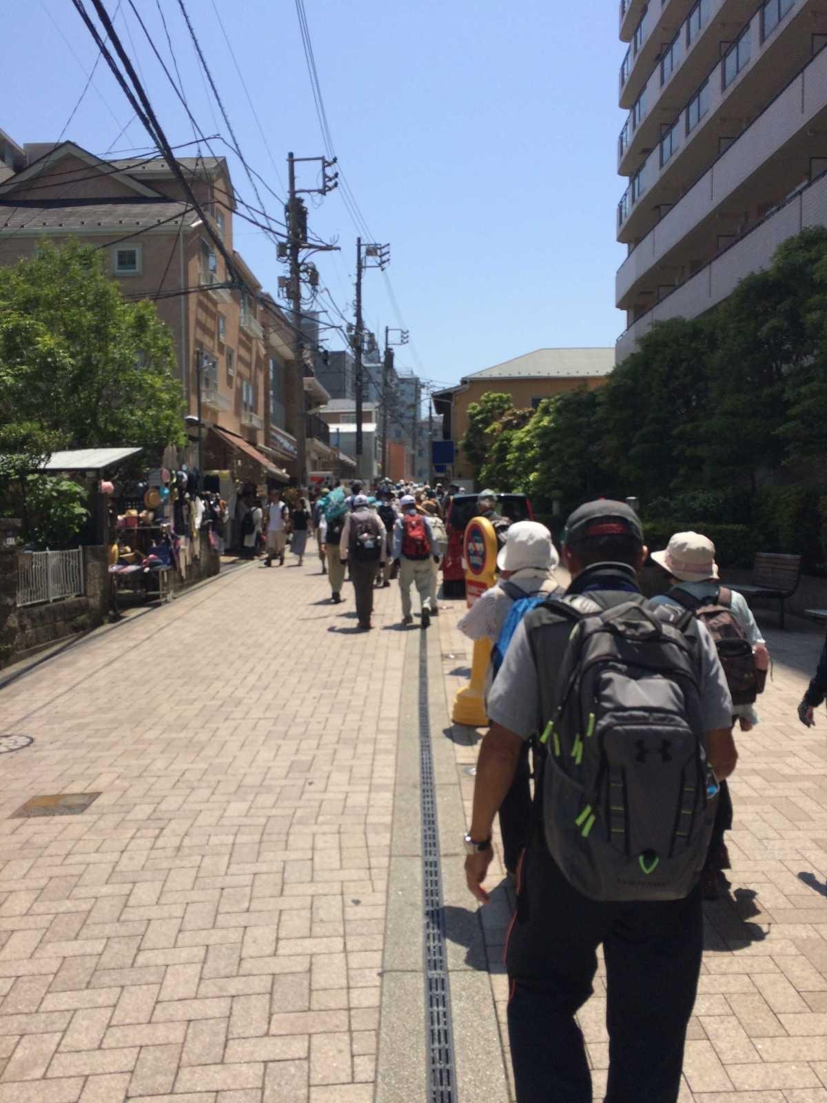 江の島商店街