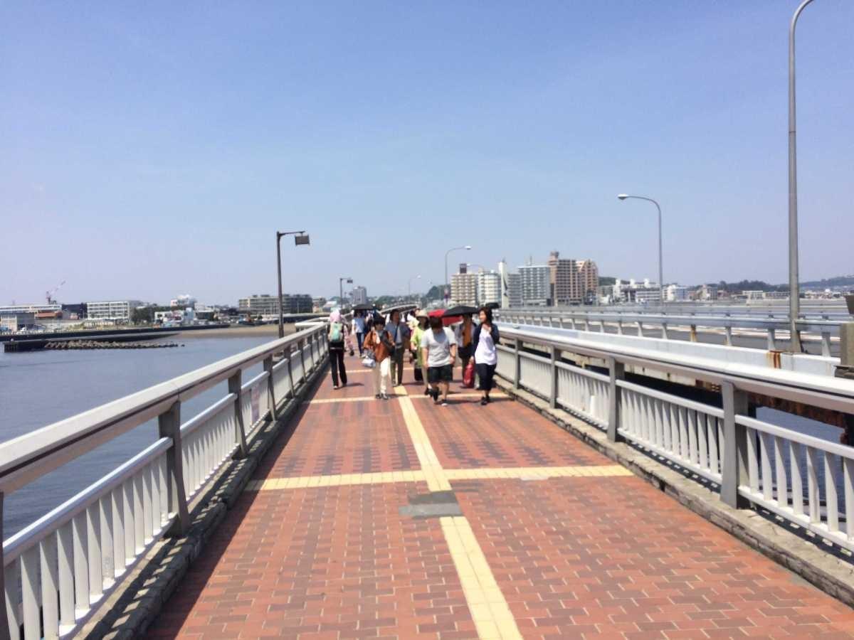 江の島弁天橋・江の島大橋