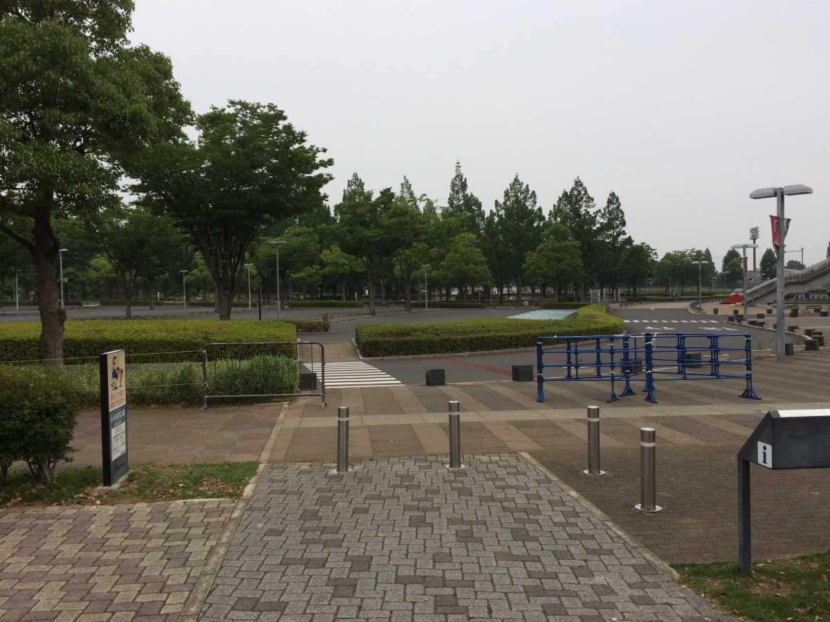 「NW初級中級コース(さいたま市緑区)」:埼玉スタジアム公園「もみの木広場」