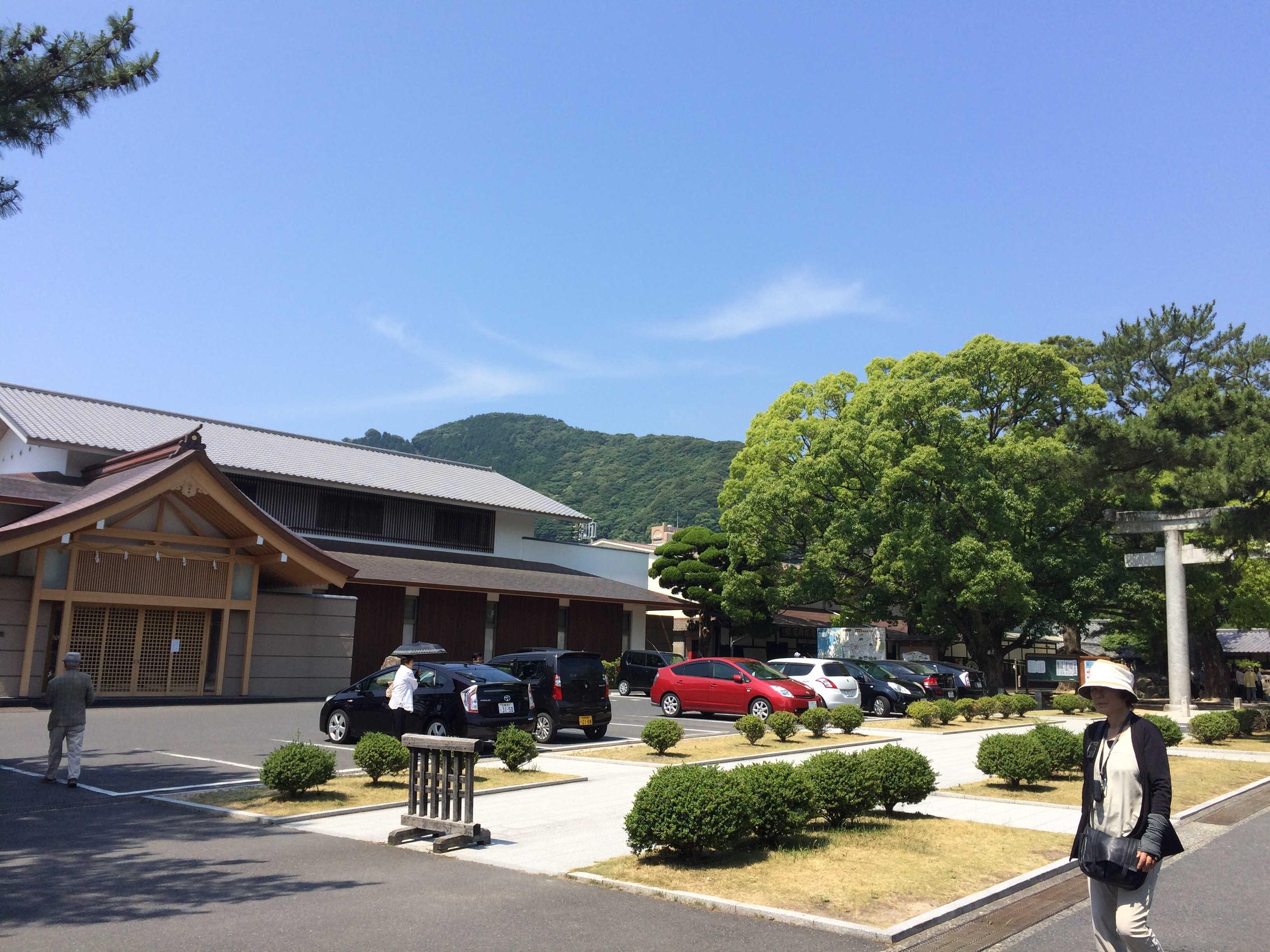 松村松洞生誕の地