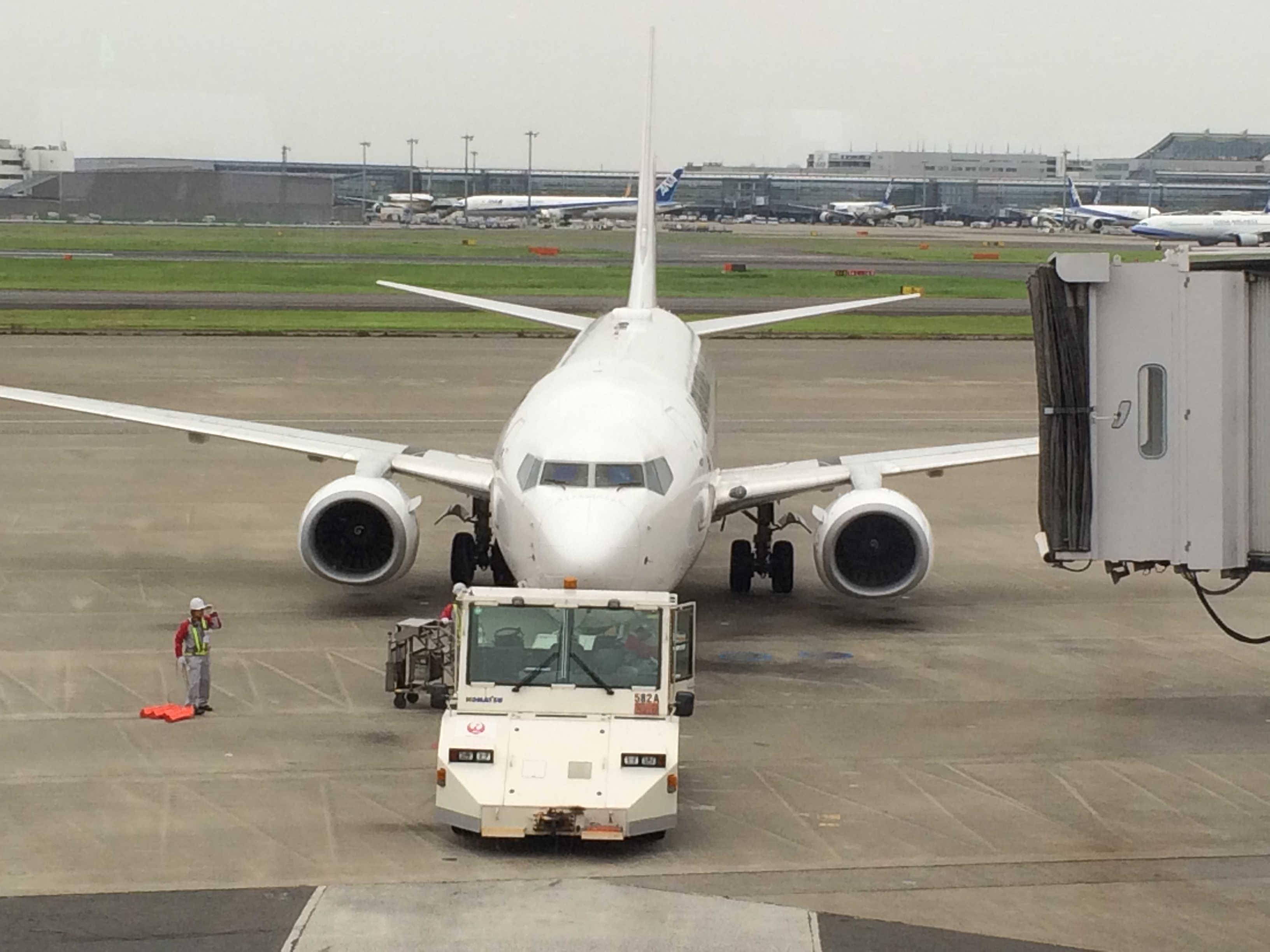 羽田空港第1旅客ターミナル出発ロビー