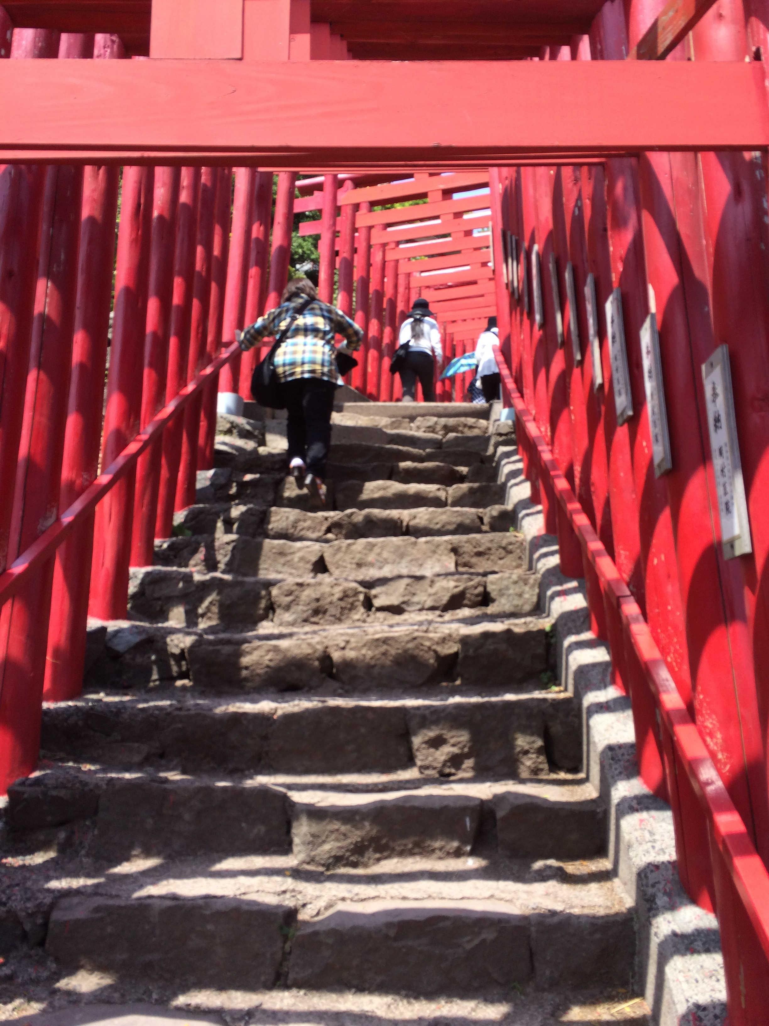元乃隅稲荷神社