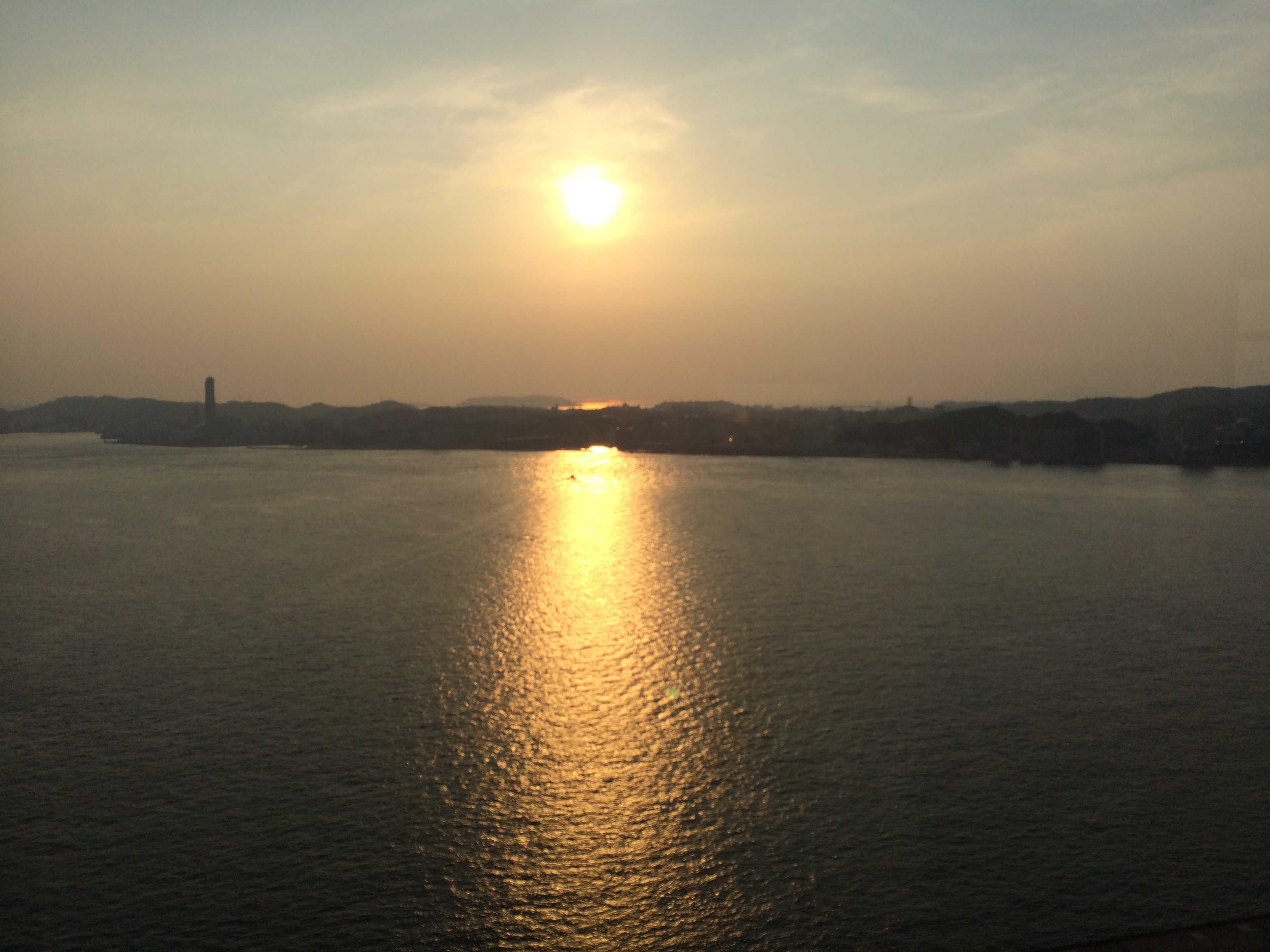 門司港レトロ展望室景観