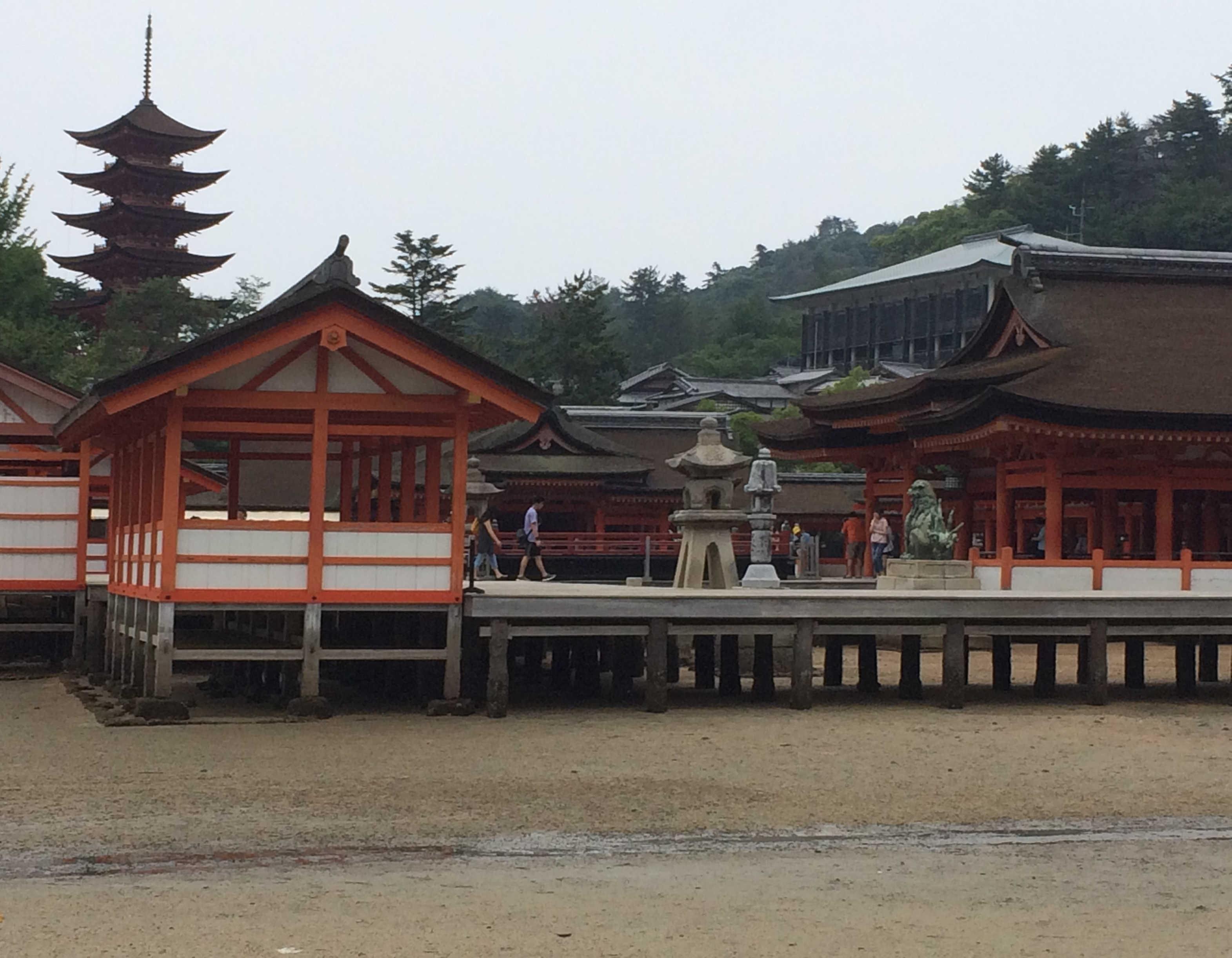 【世界遺産】厳島神社