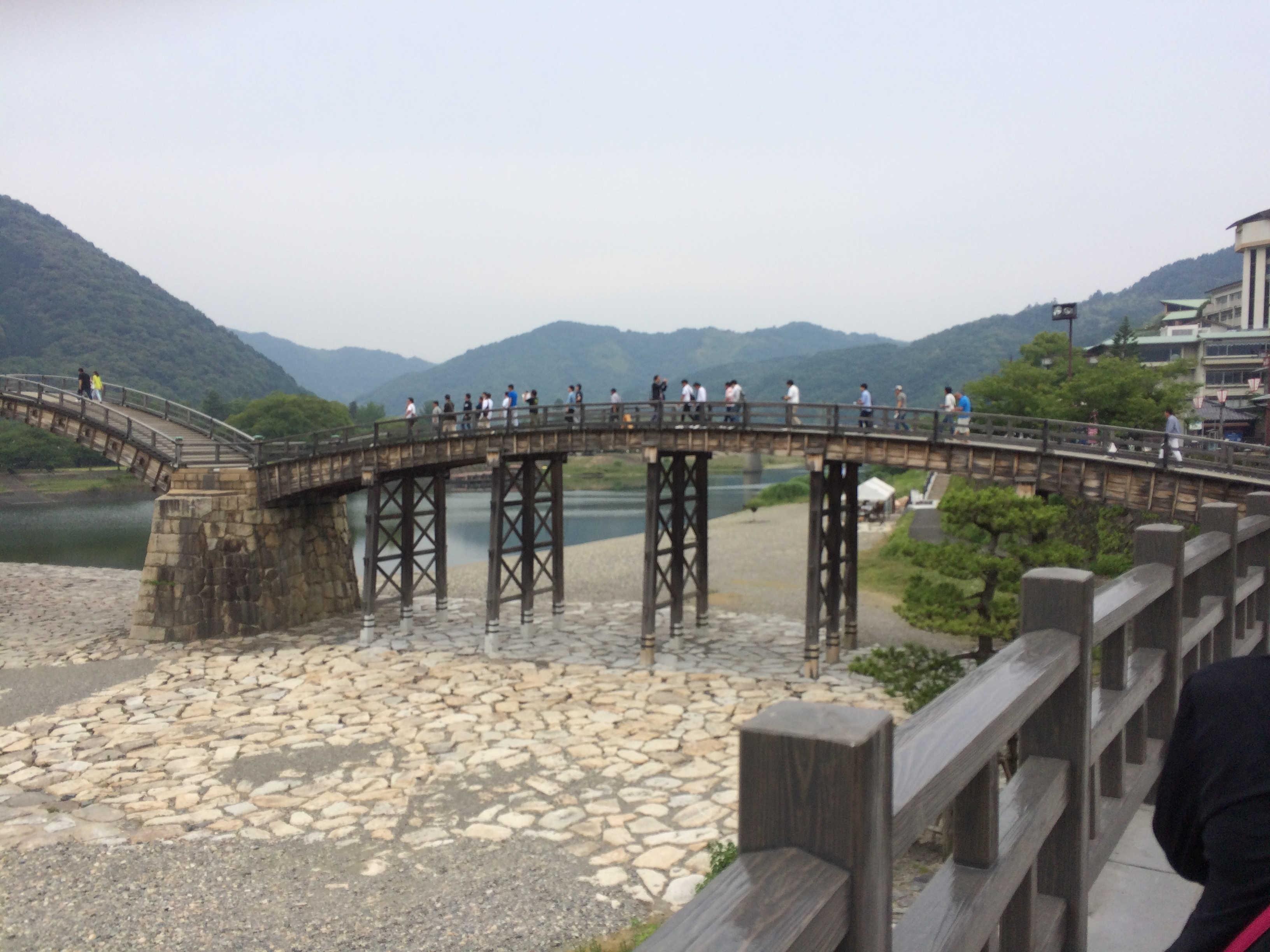 岩国・錦帯橋