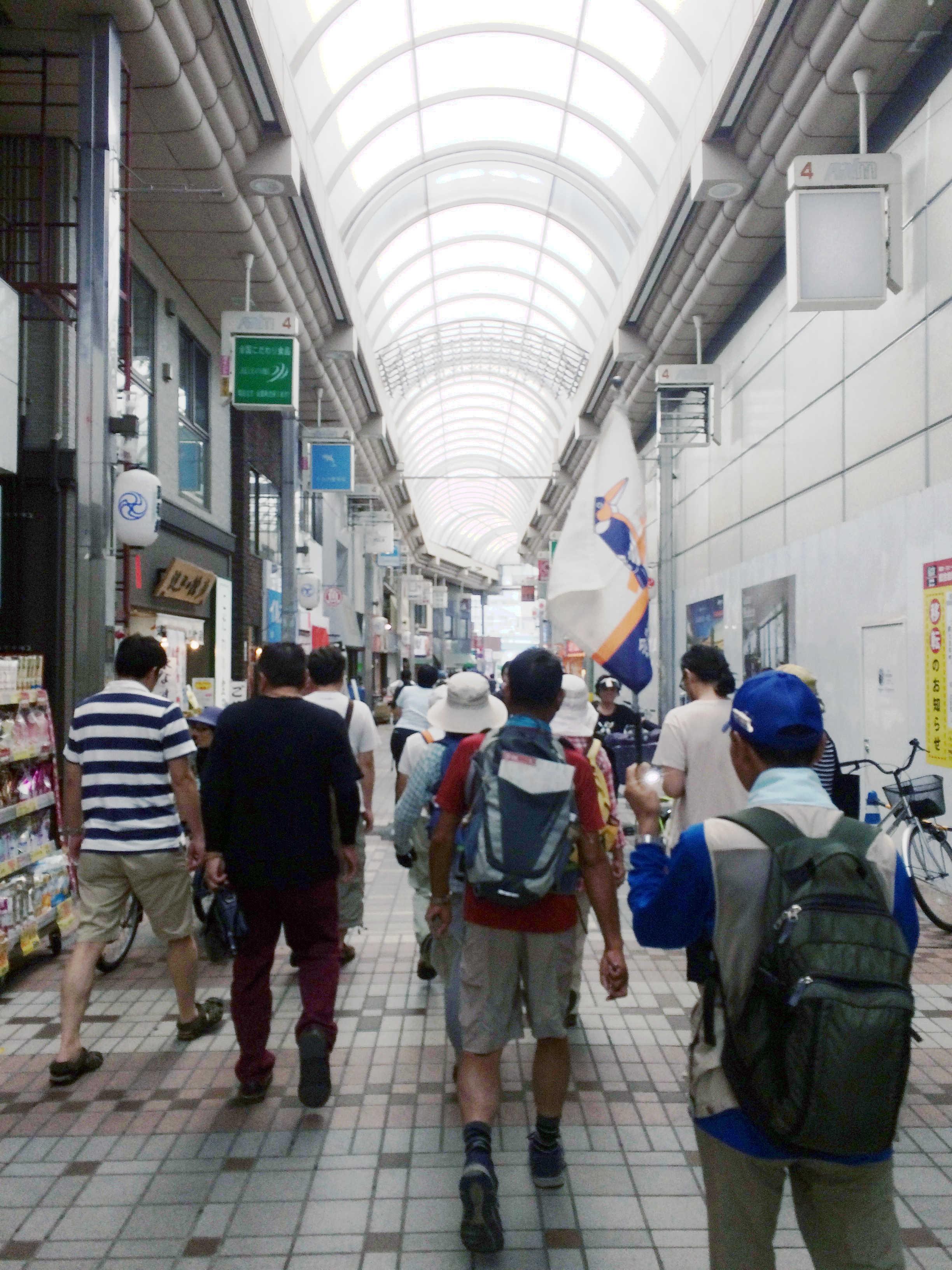 武蔵小山商店街(パルム商店街)