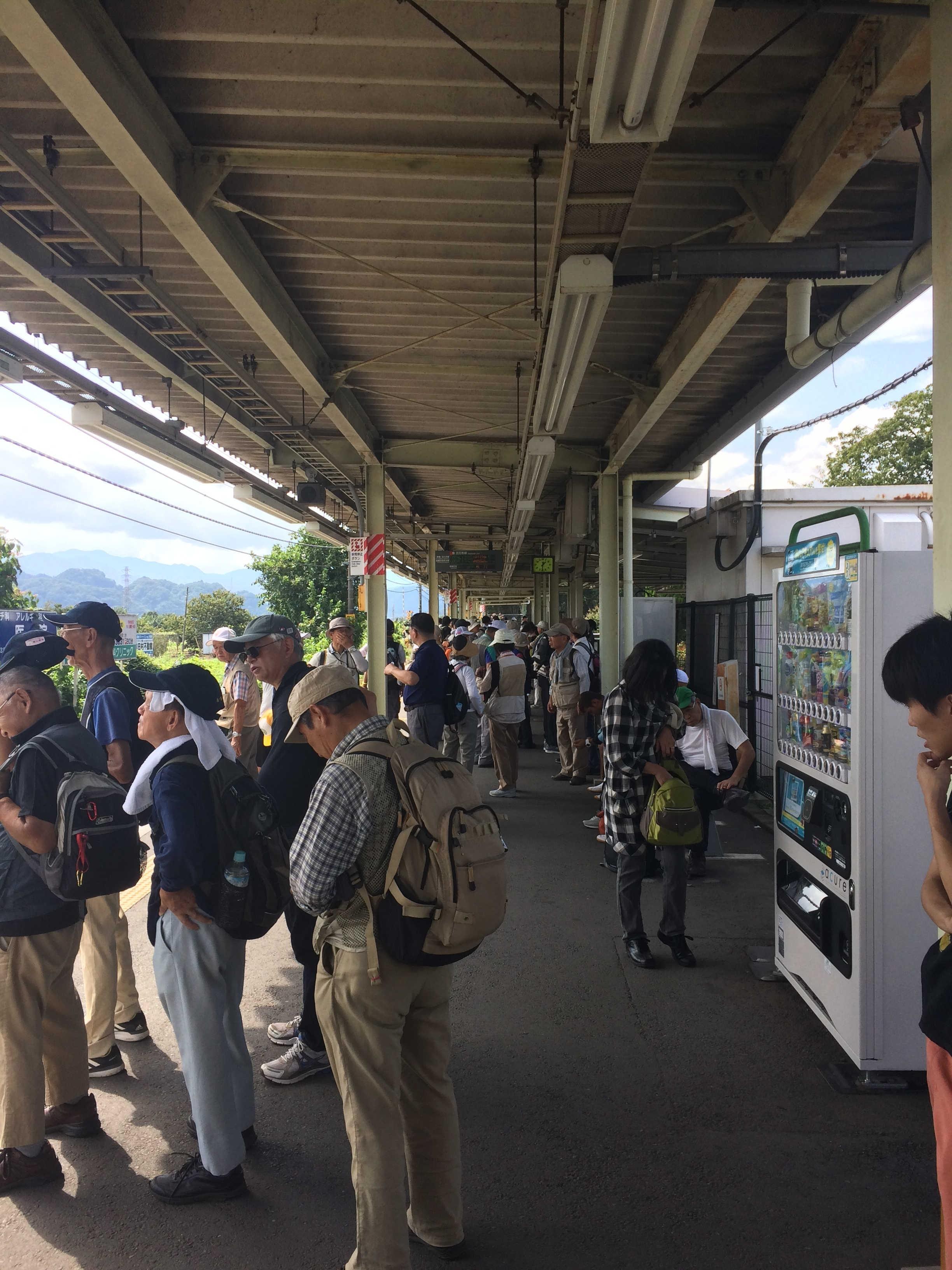 武蔵引田駅
