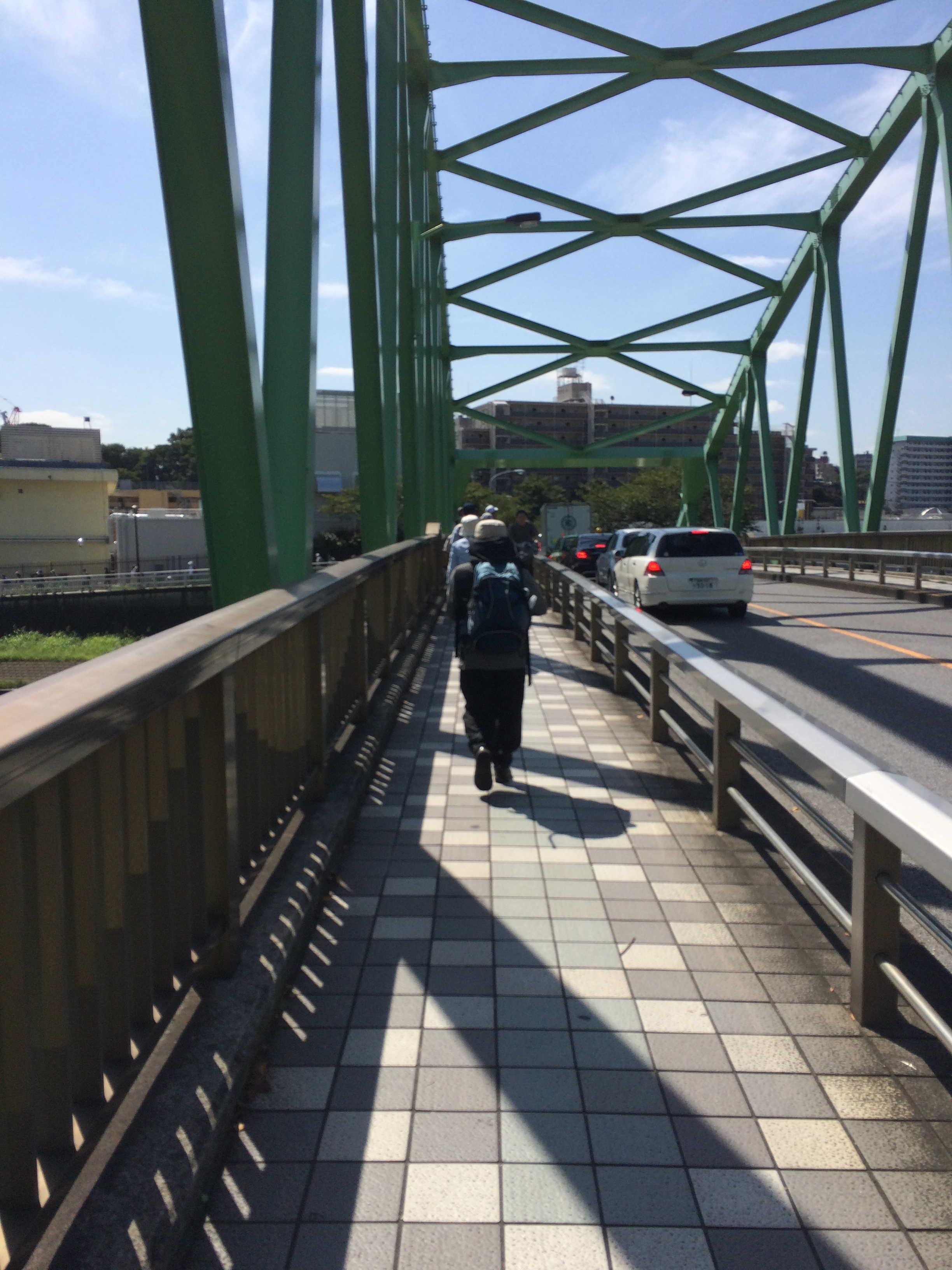 新河岸大橋