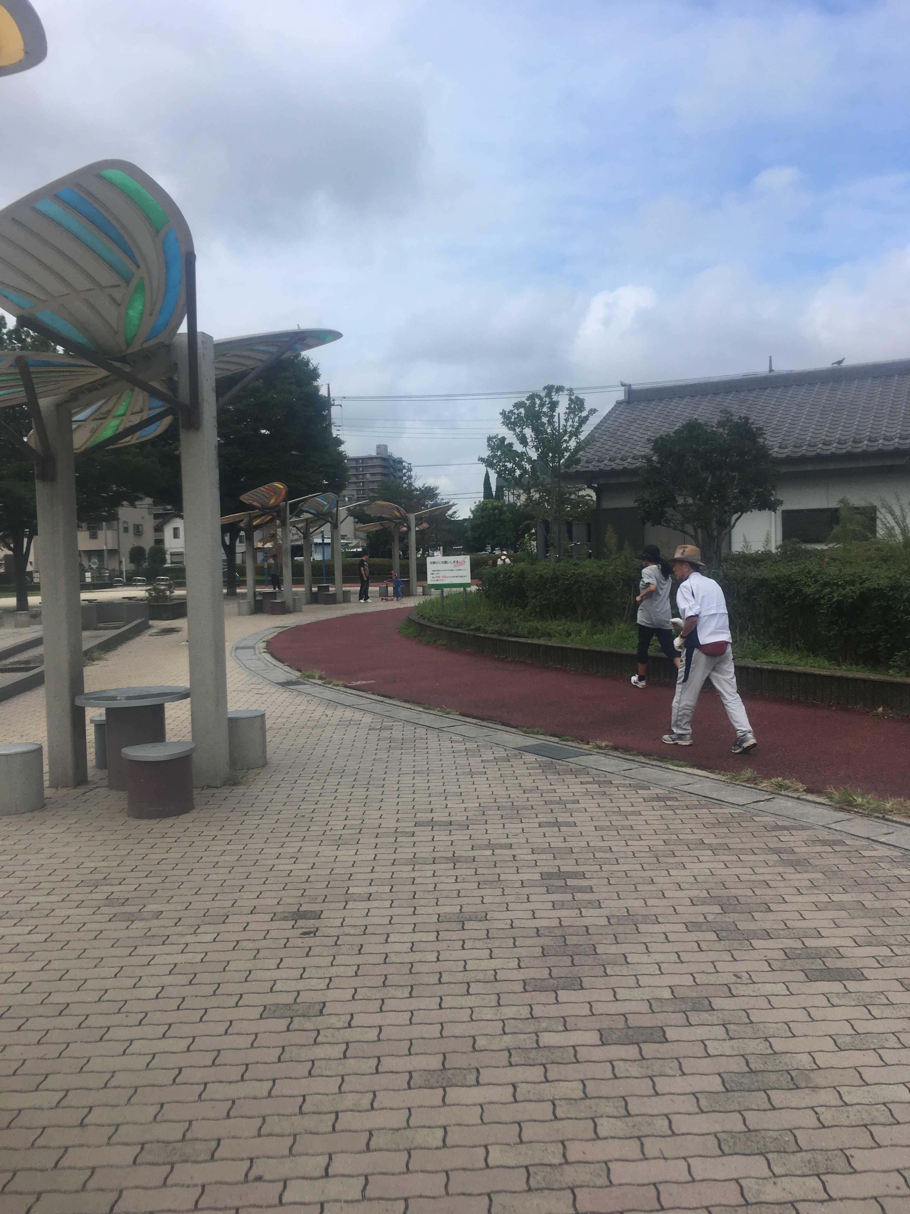 朝日中央公園