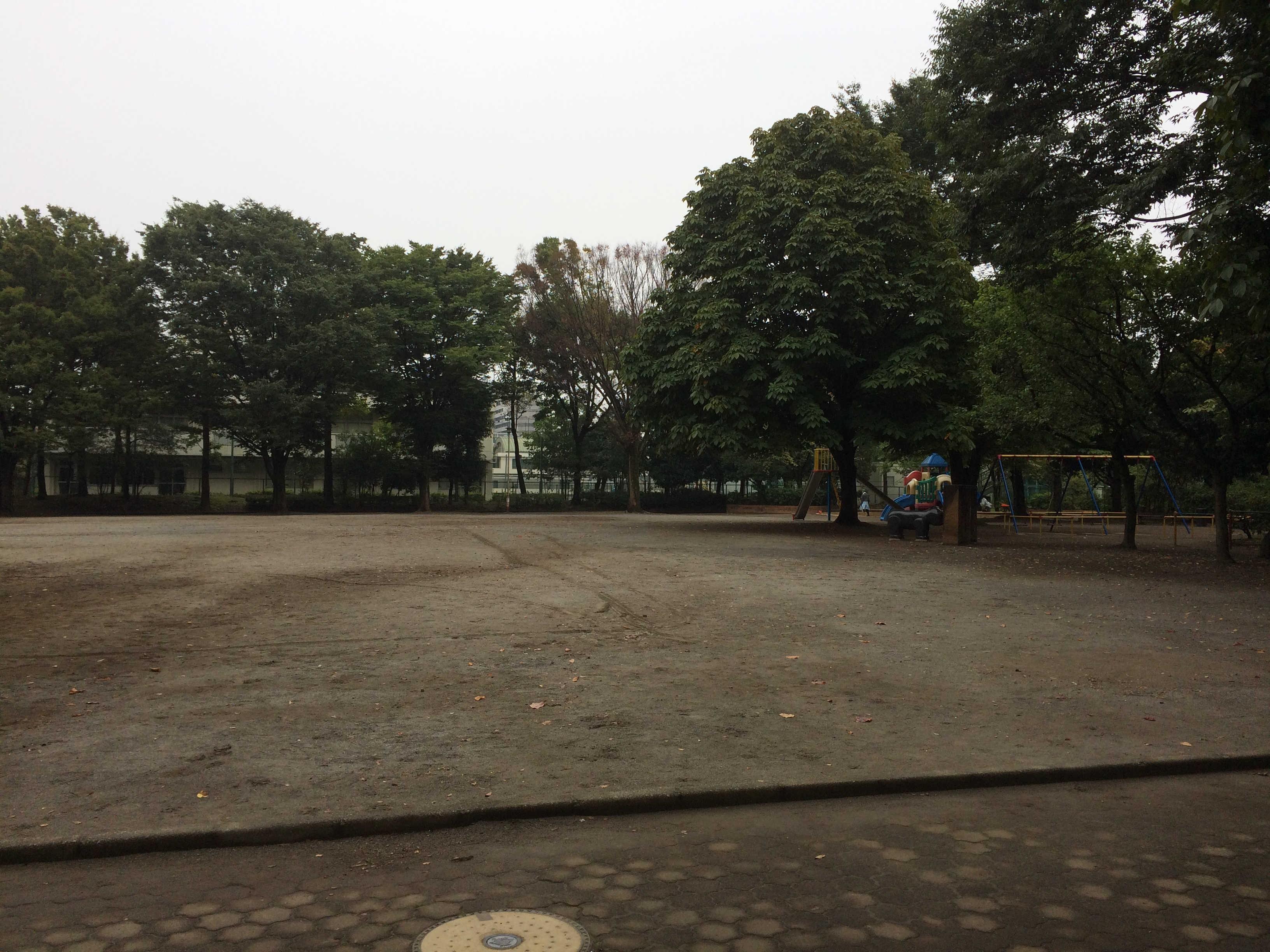 東部公園(スタート)