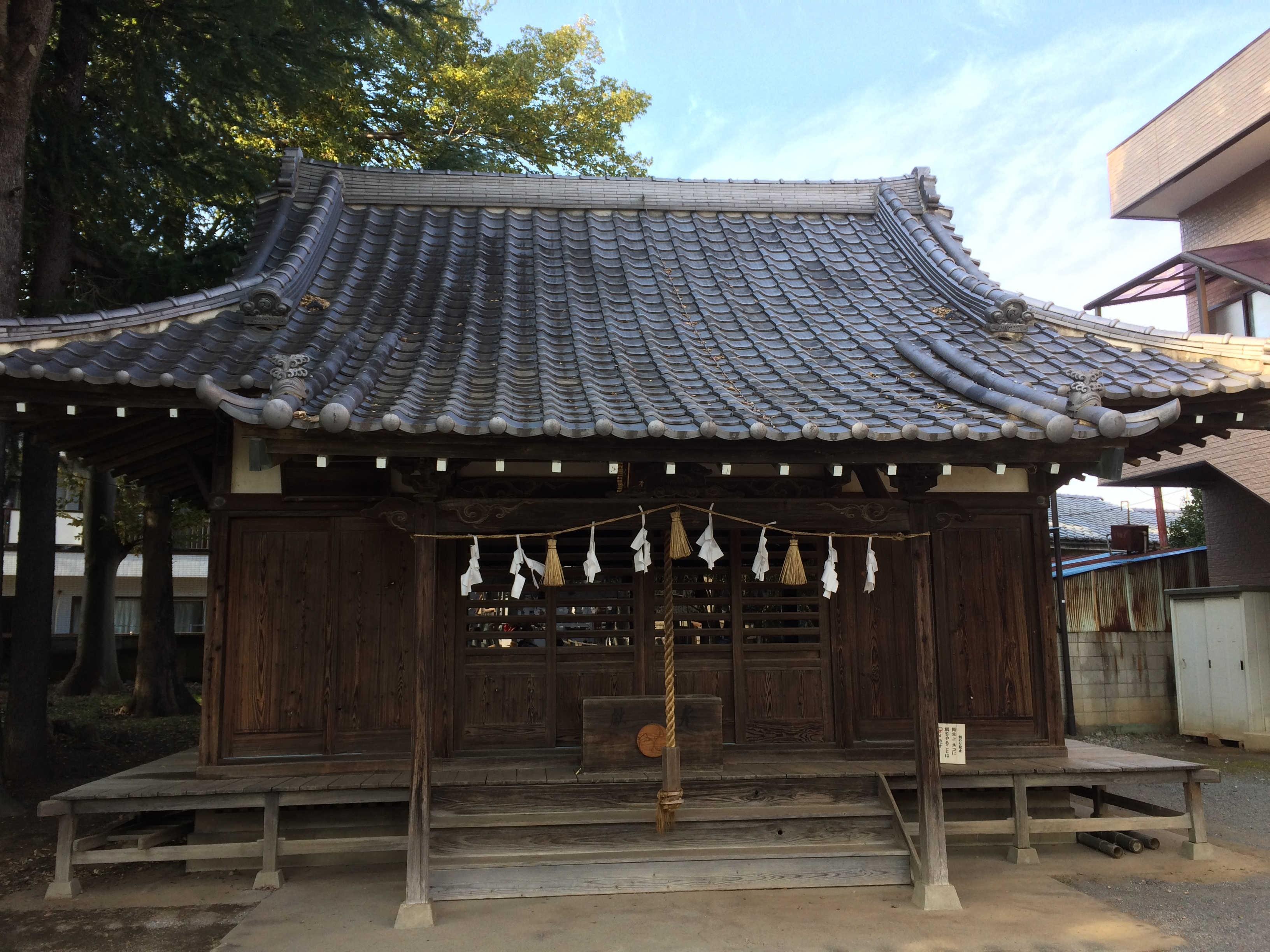 東松山市八幡神社