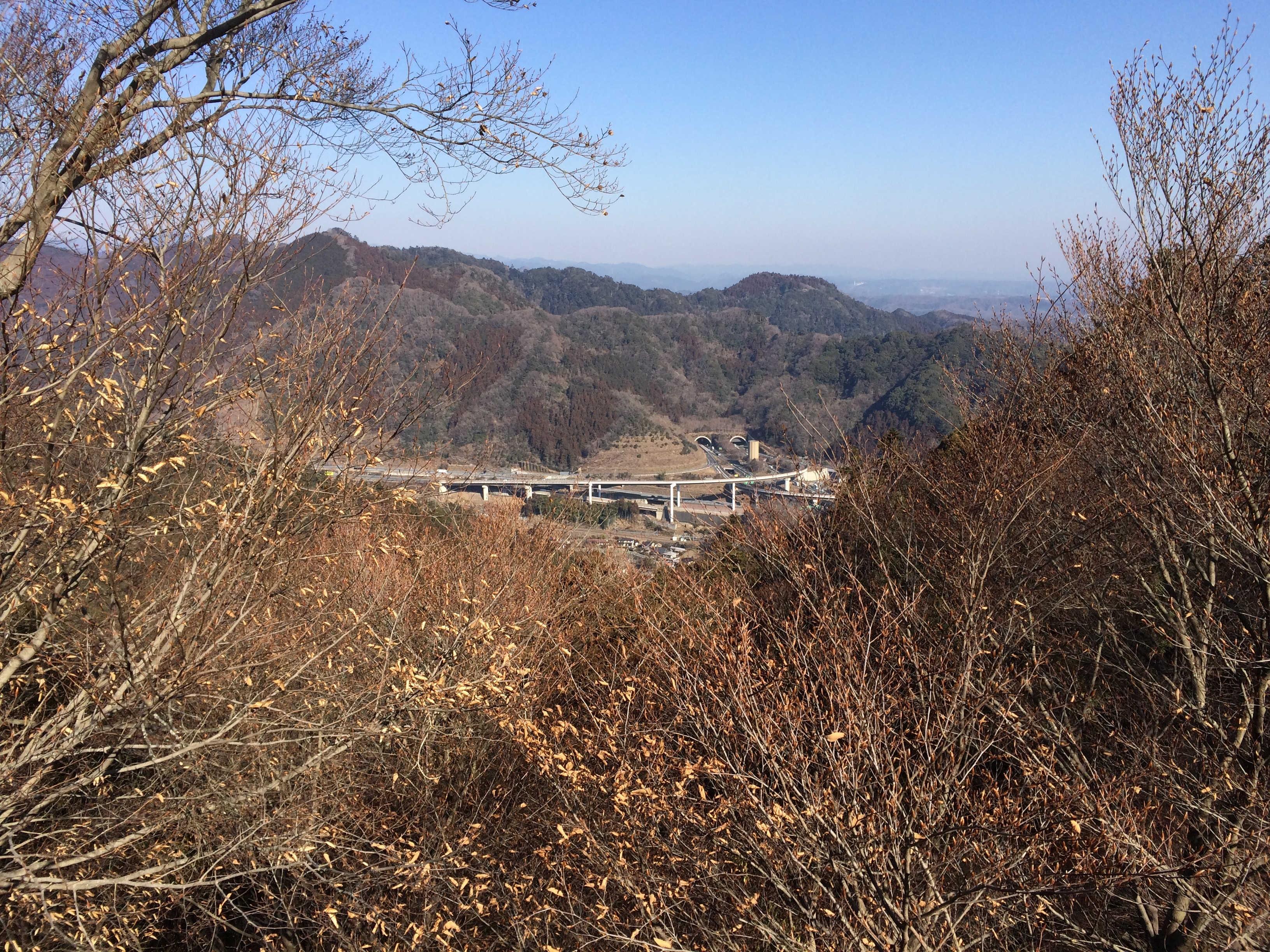 ケーブルカー高尾山駅(スタート)
