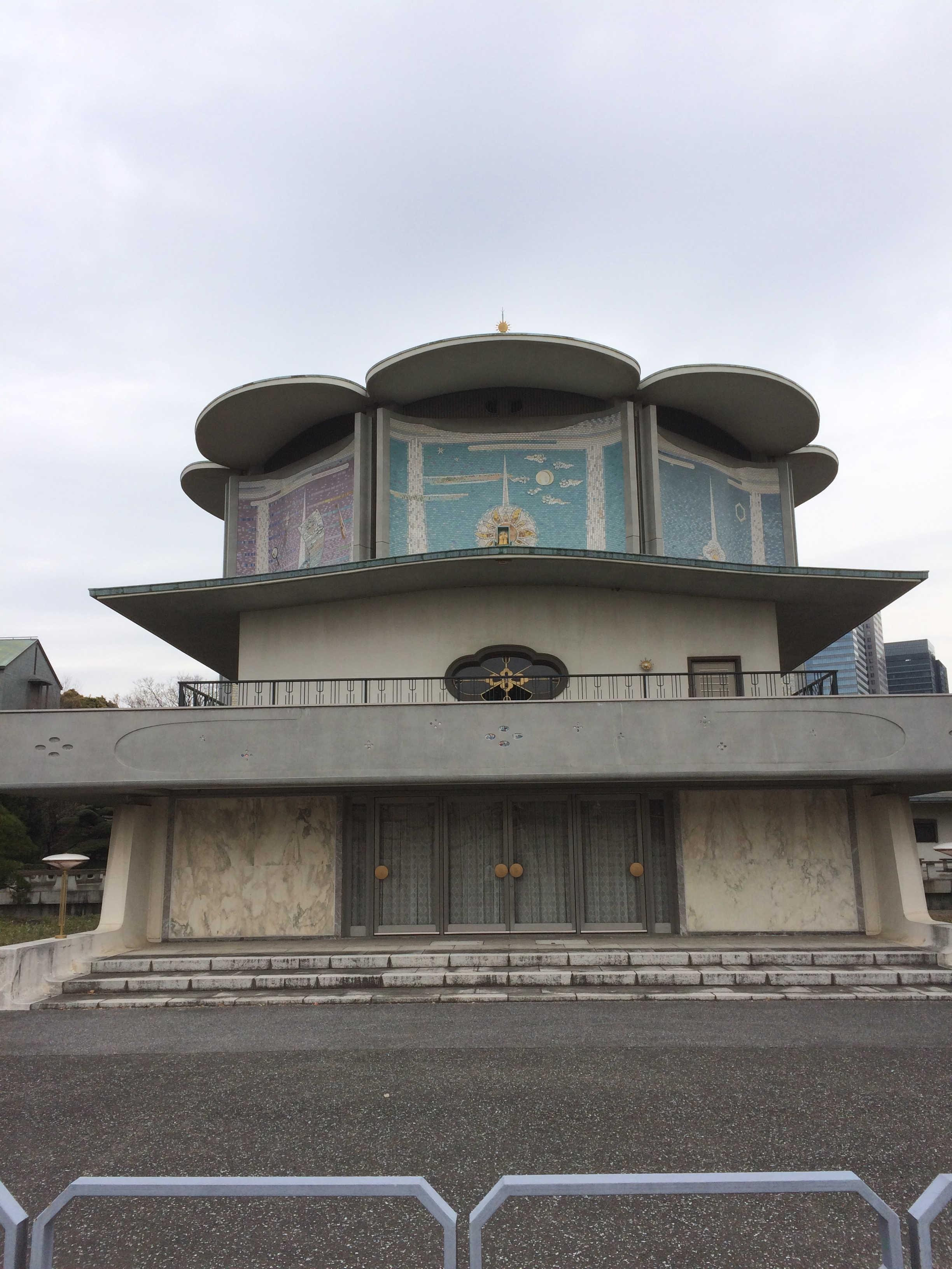 桃華楽堂(皇居東御苑)