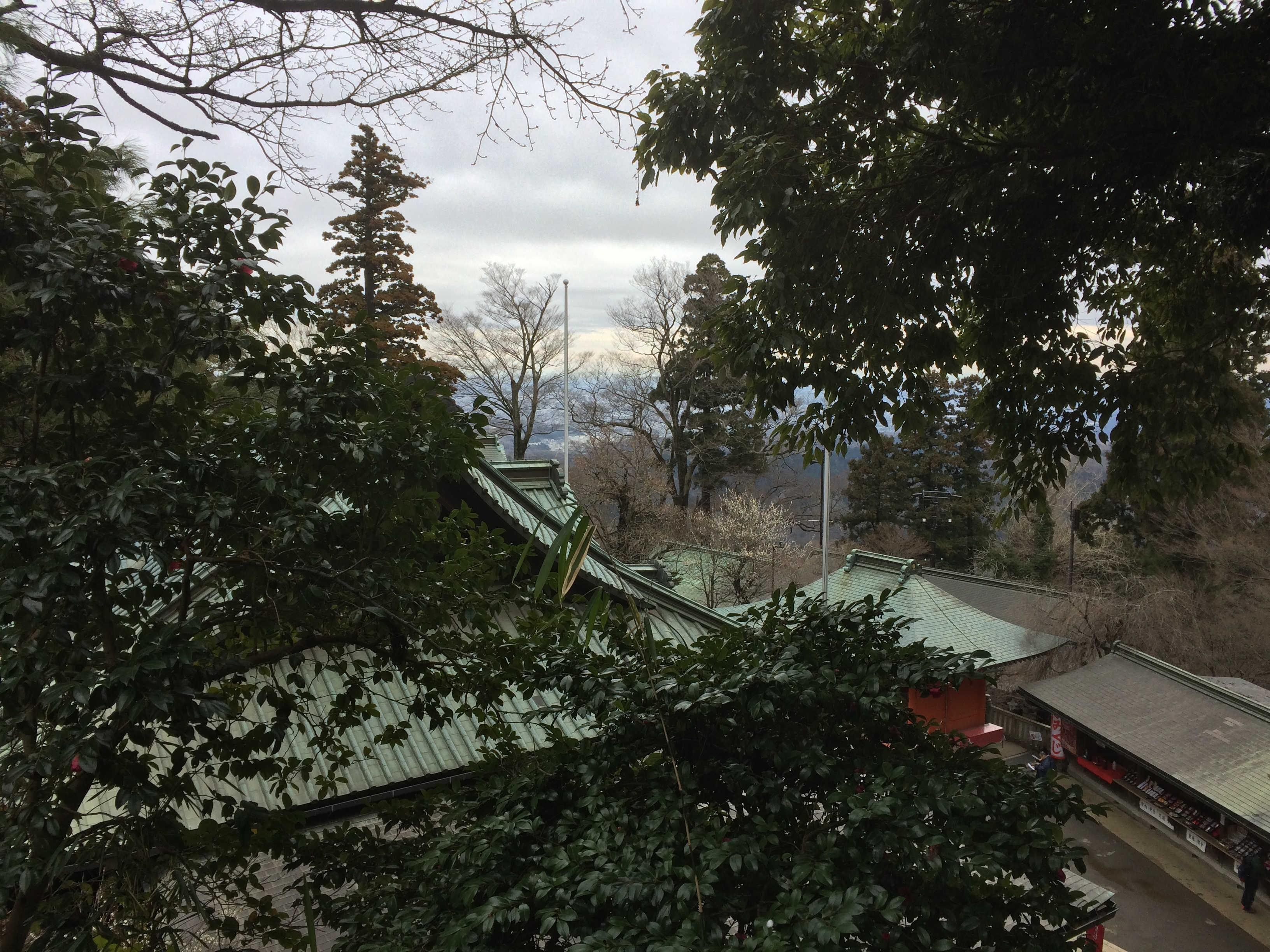 高尾山薬王院