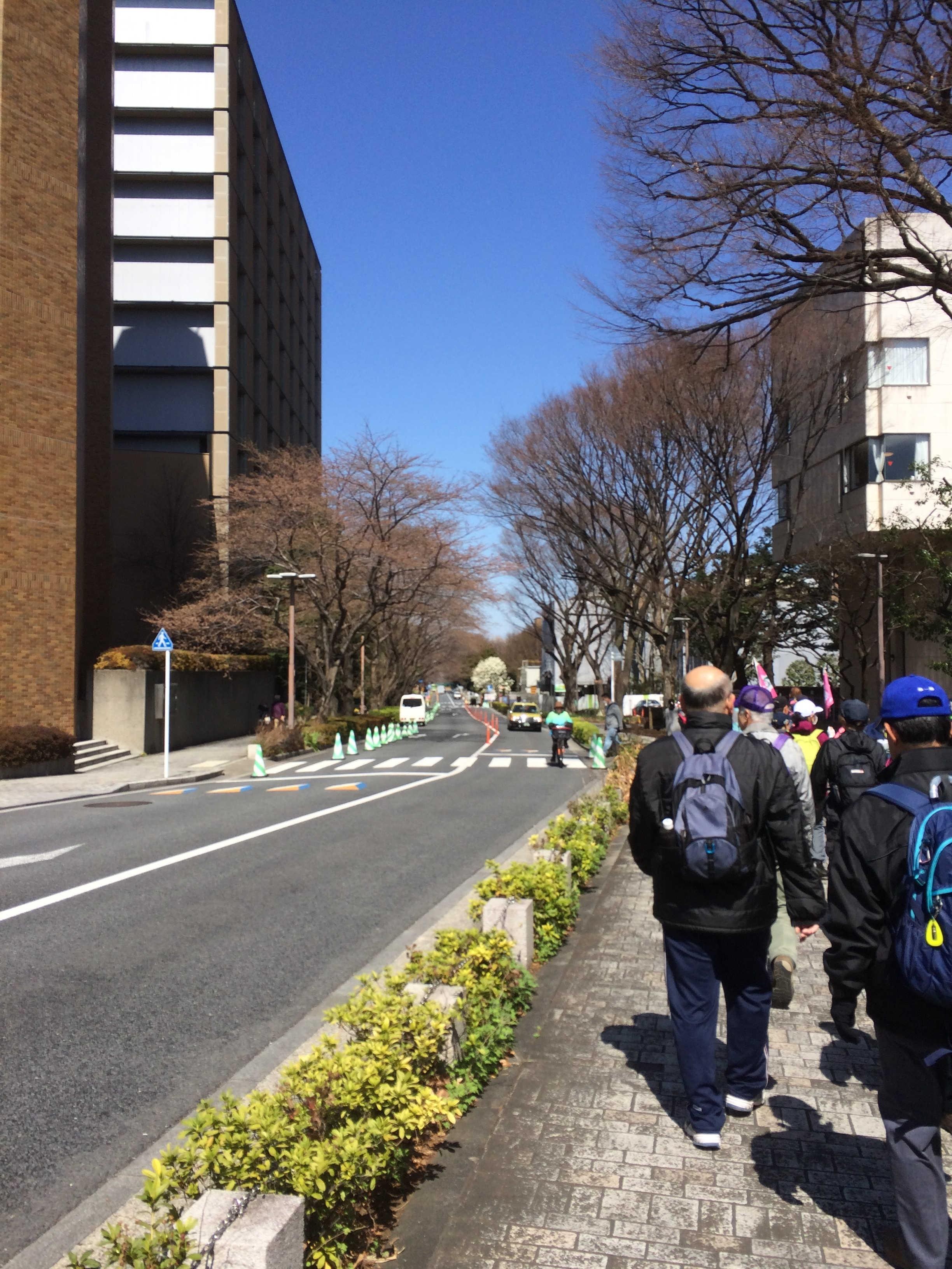 東京大学構内
