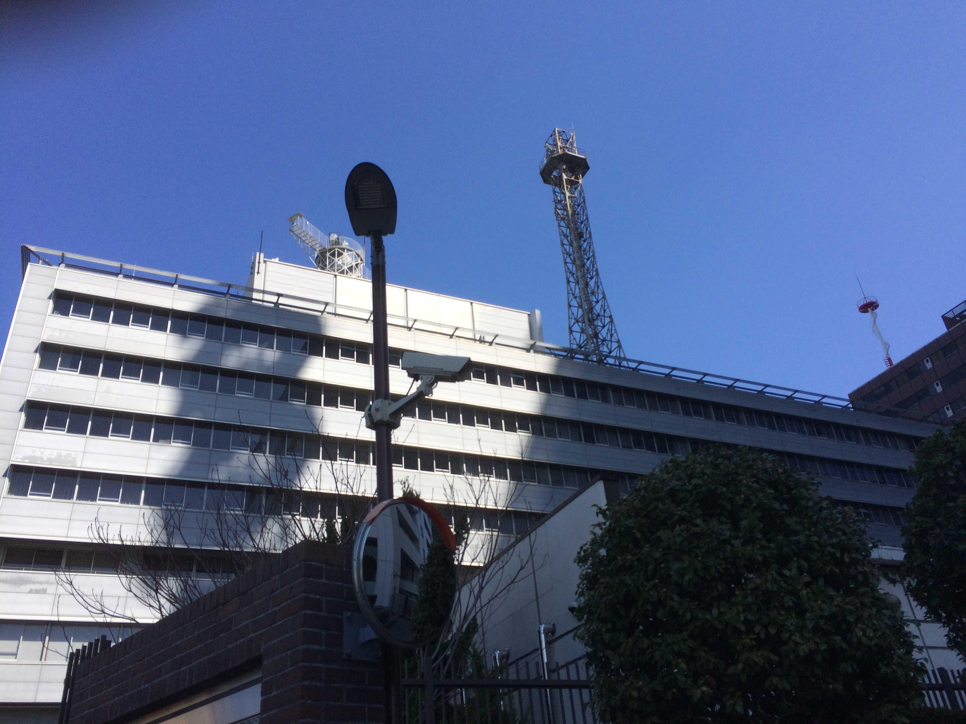気象庁東京管区気象台