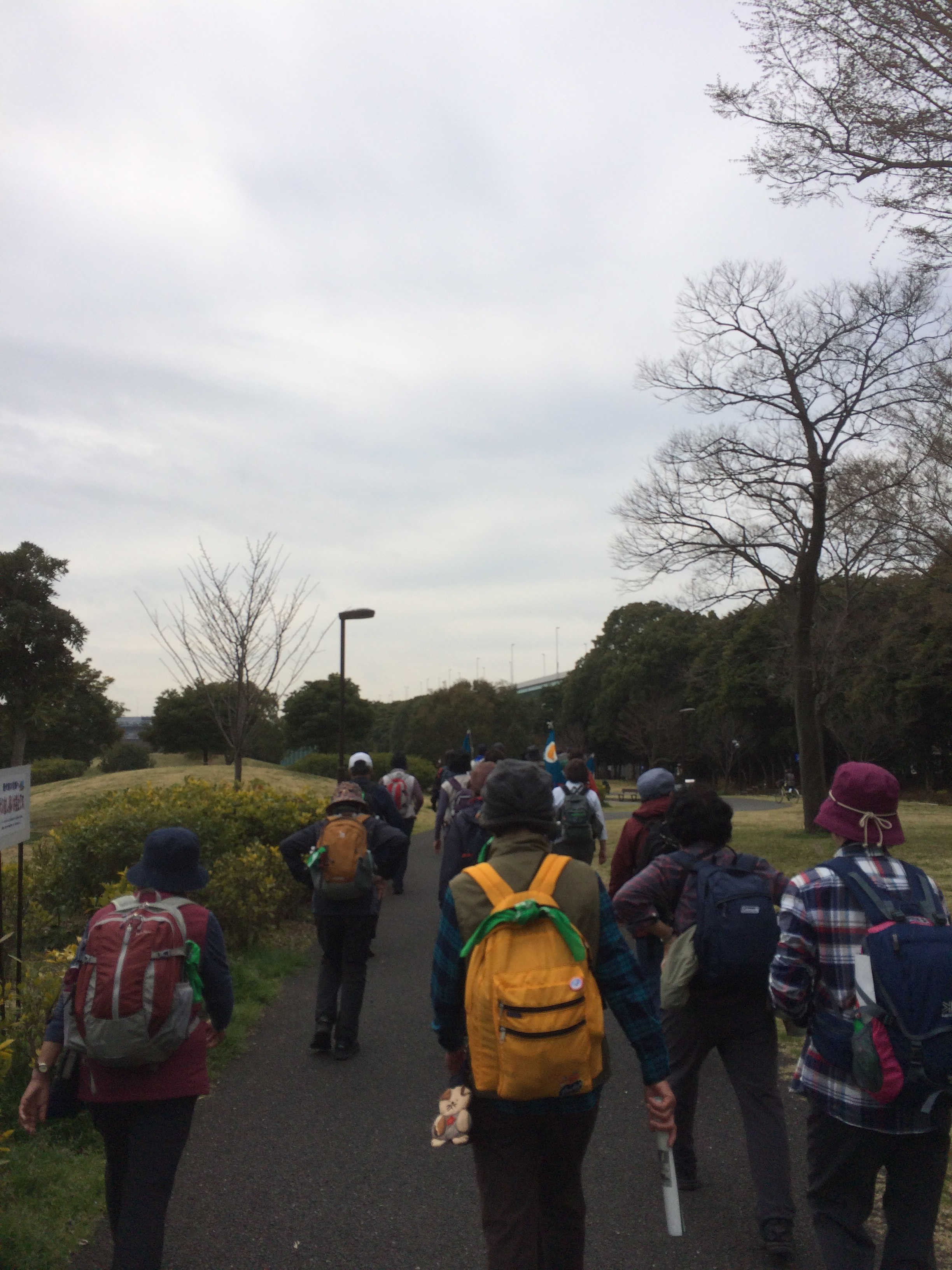 辰巳の森ラクビー練習場