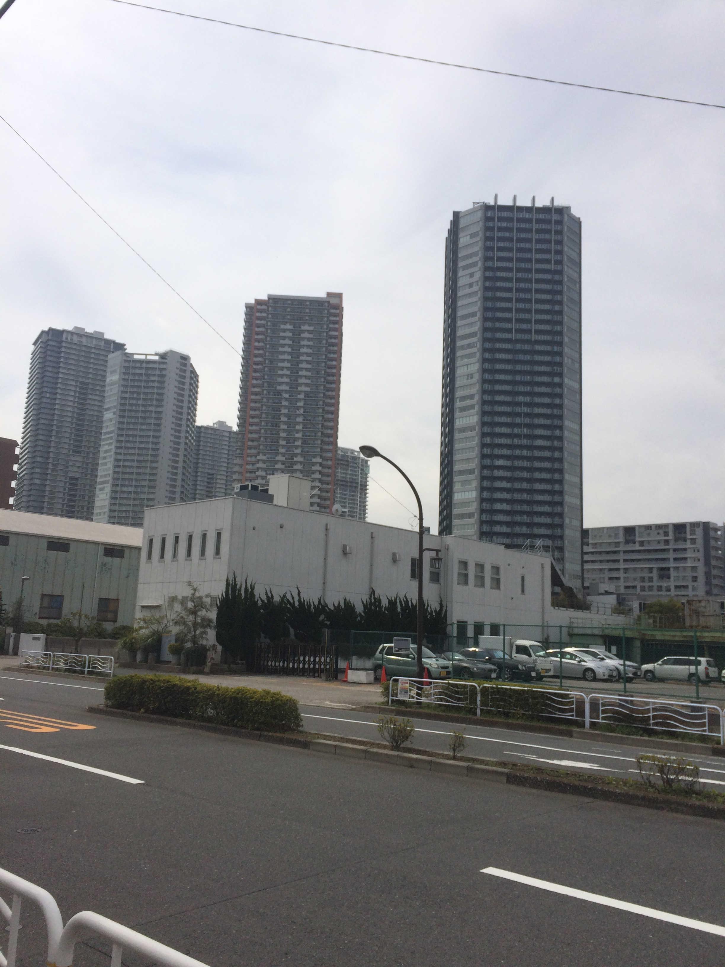 辰巳橋東交差点
