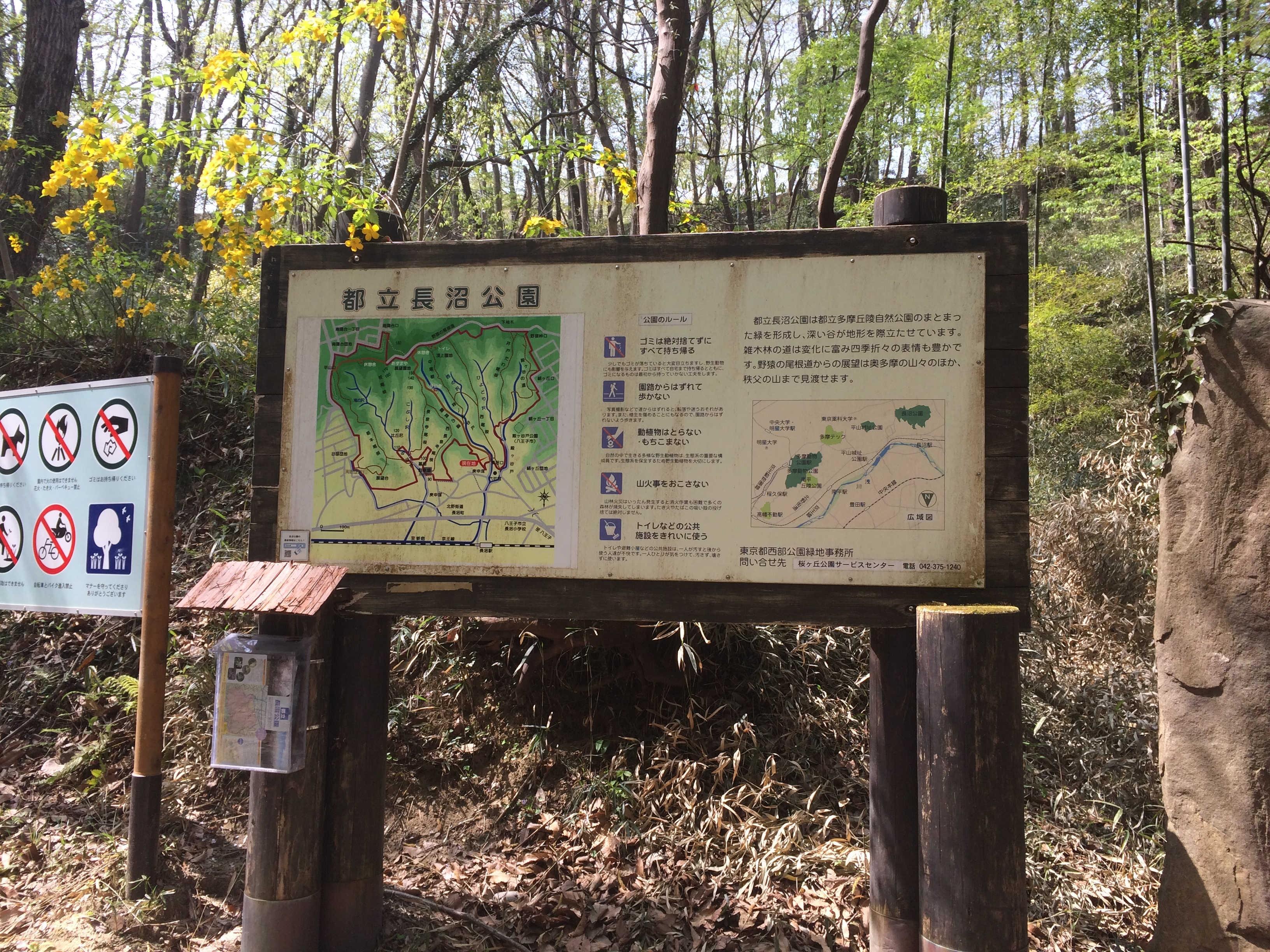 都立長沼公園