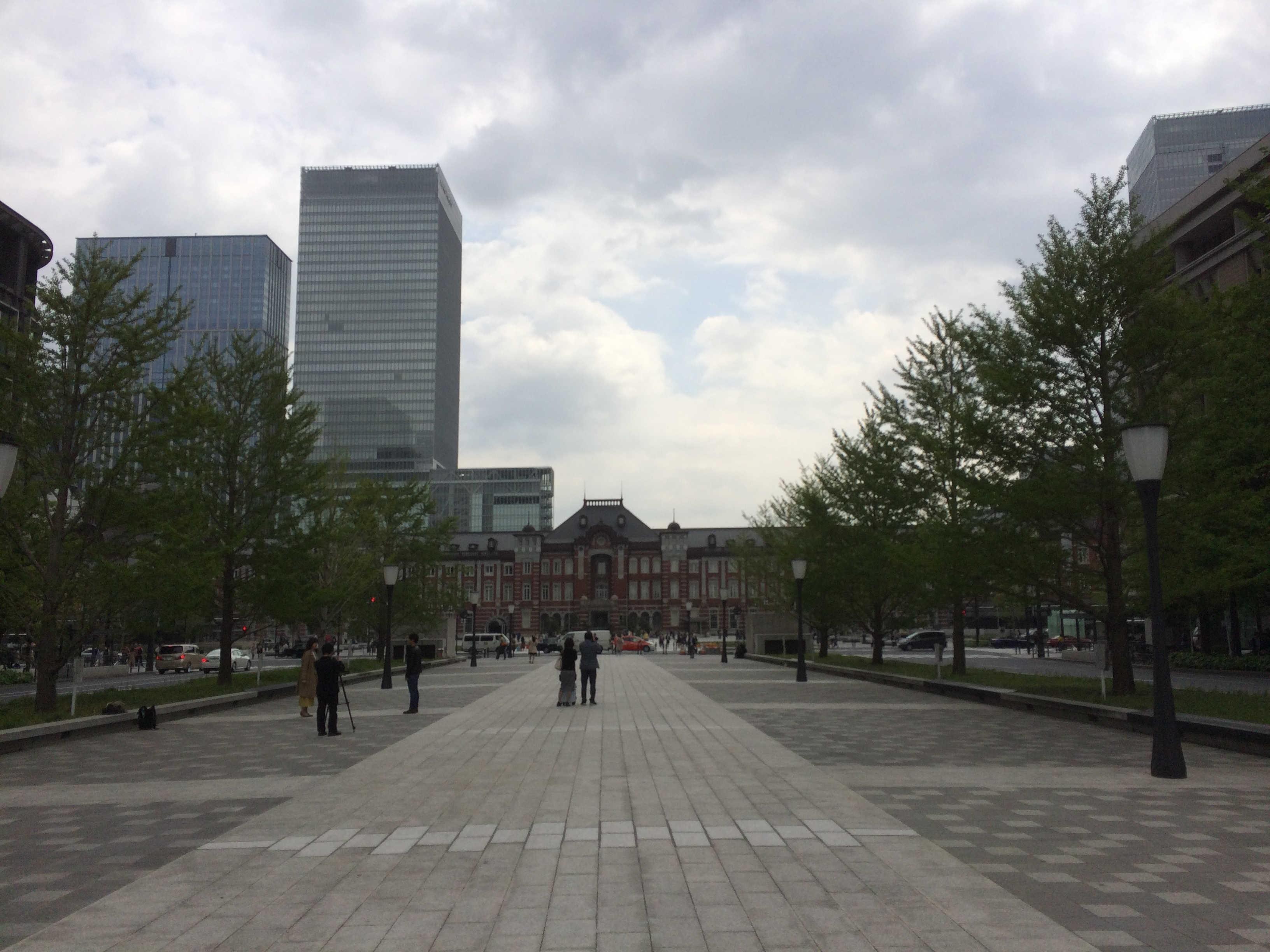 東京駅中央口