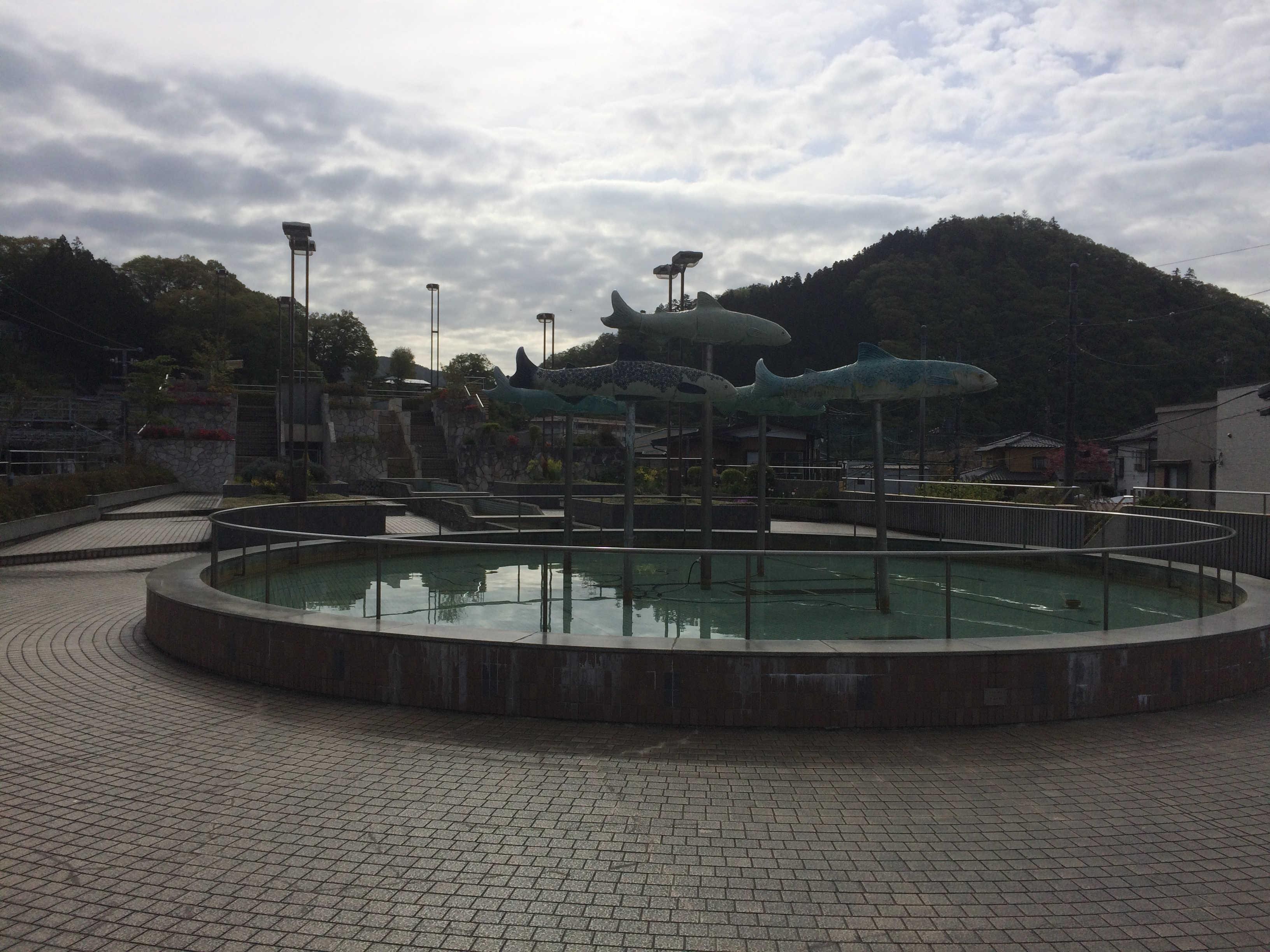 相模湖駅(バス:8時39分)(スタート)