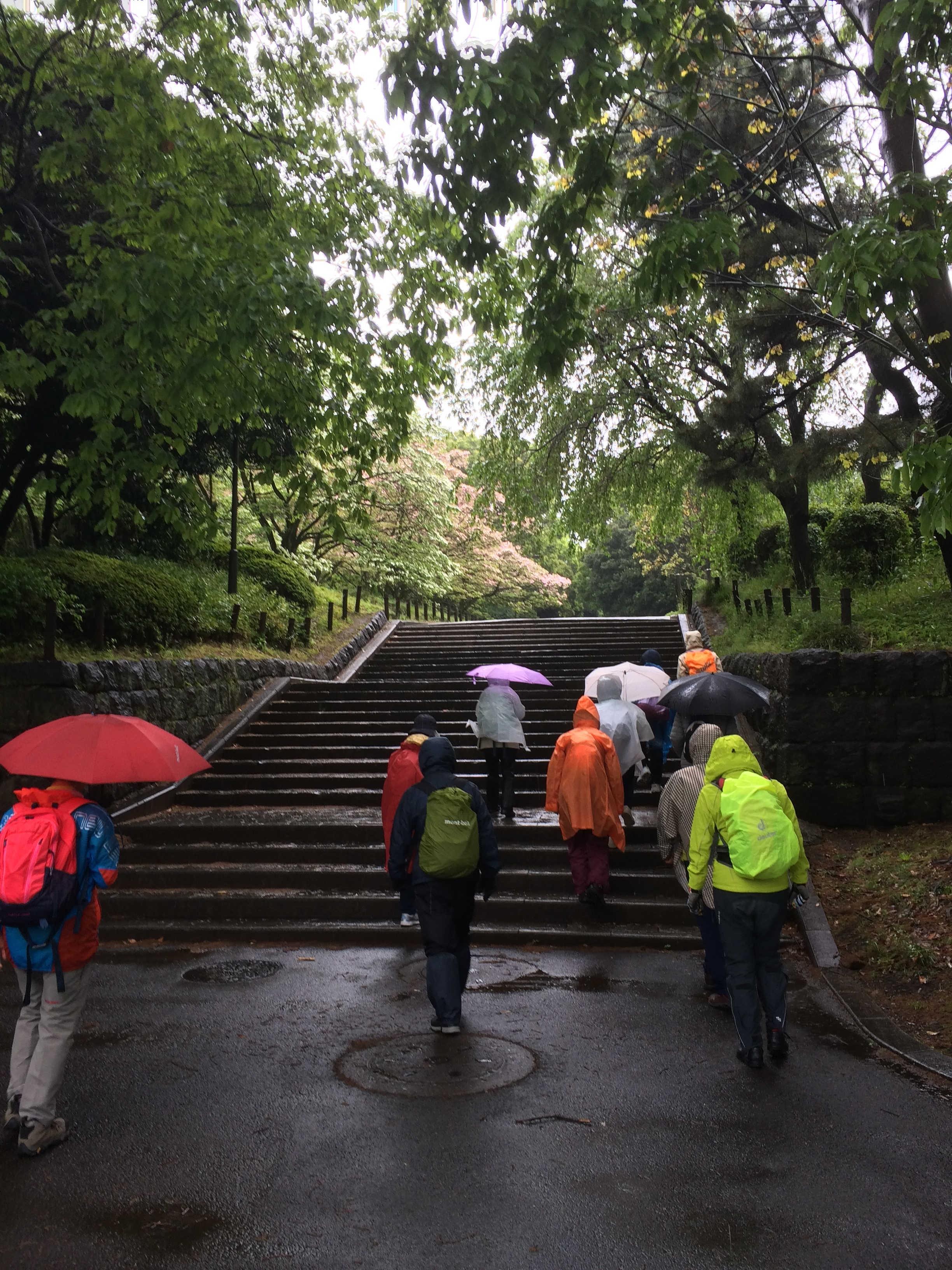 清水門階段