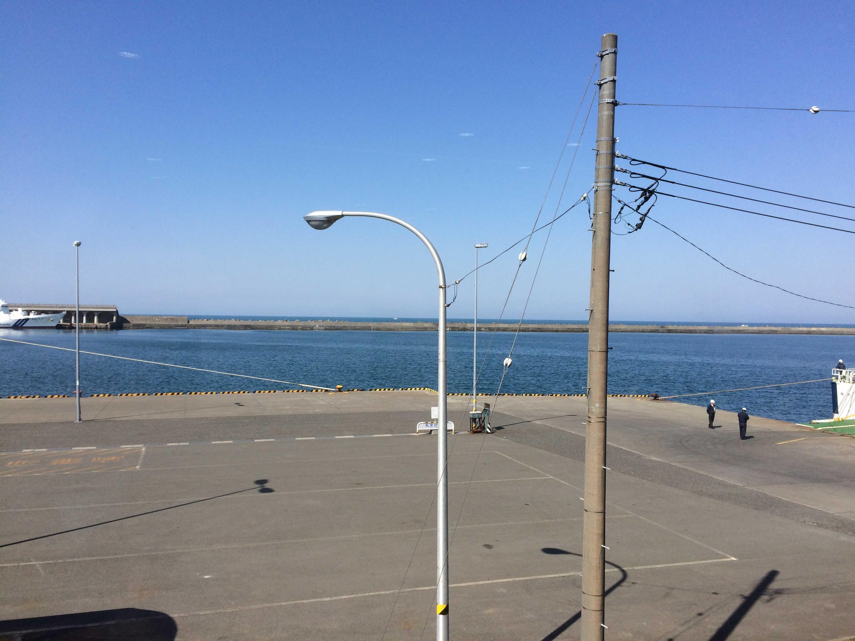 稚内港フェリーターミナル