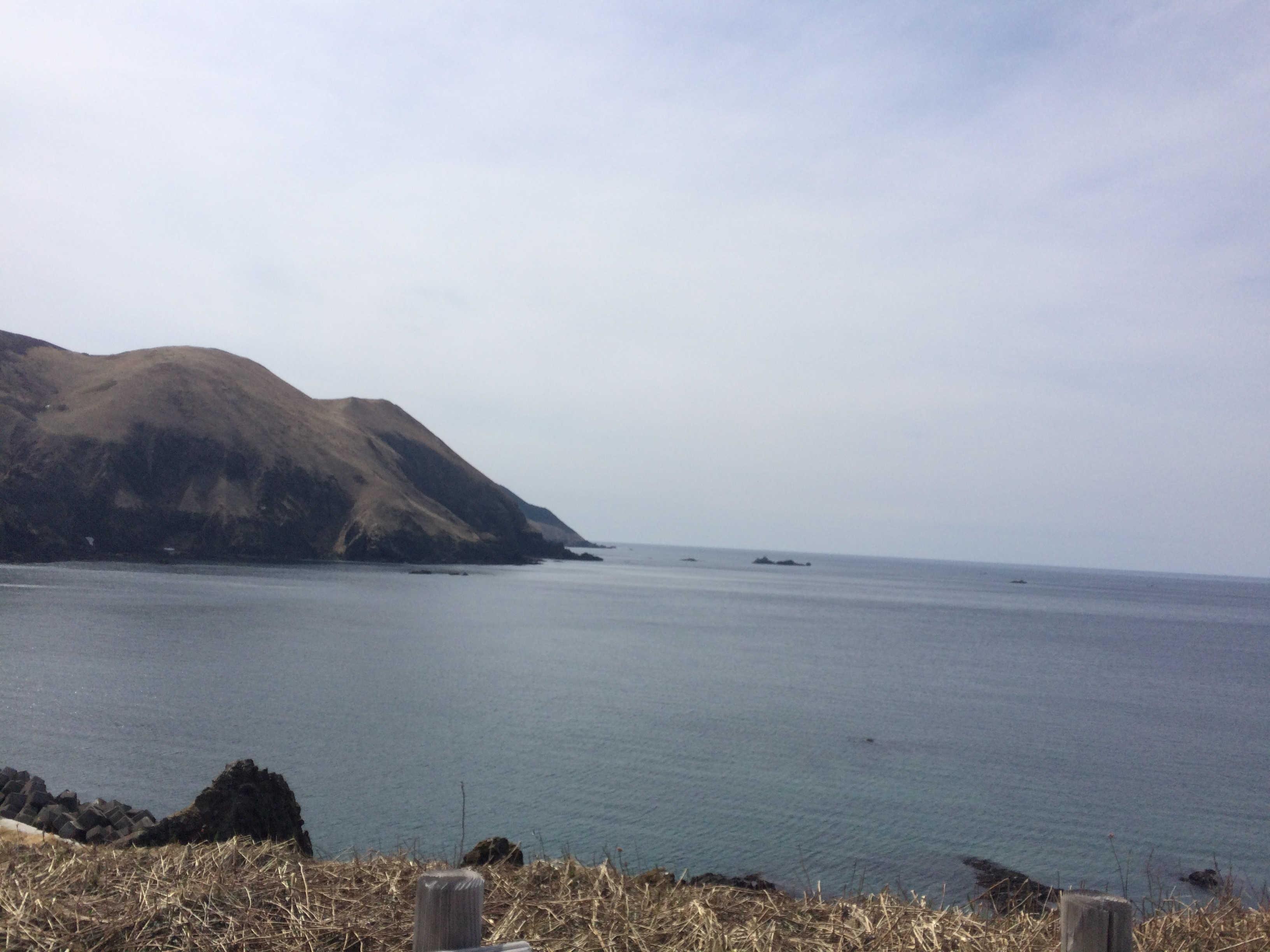 礼文島西海岸