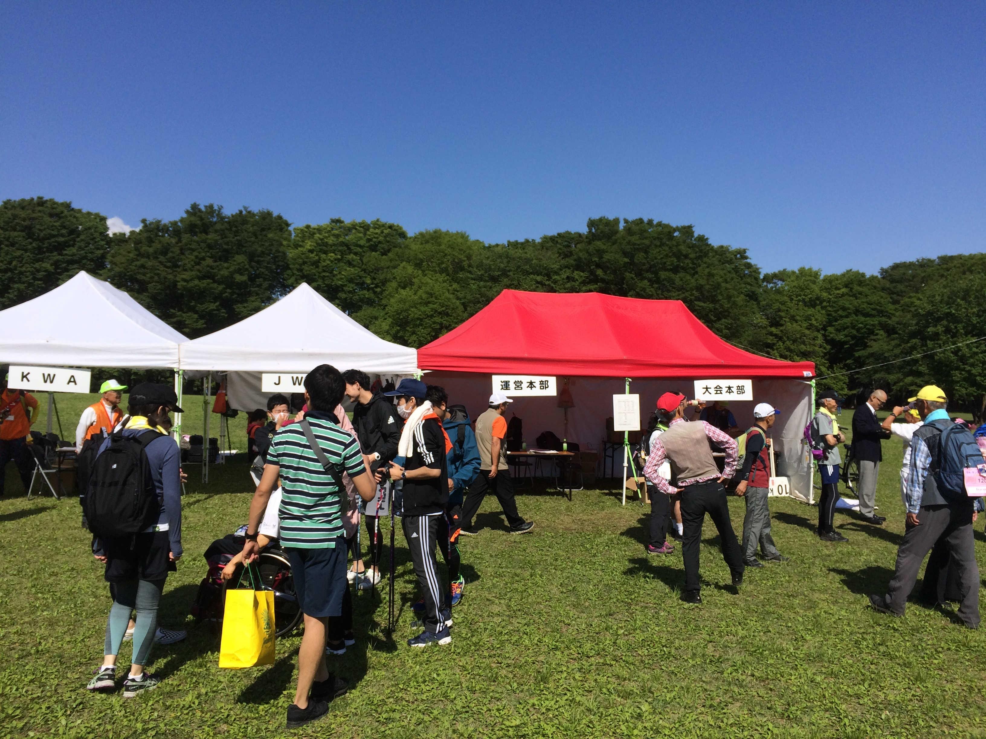 小金井公園(スタート)