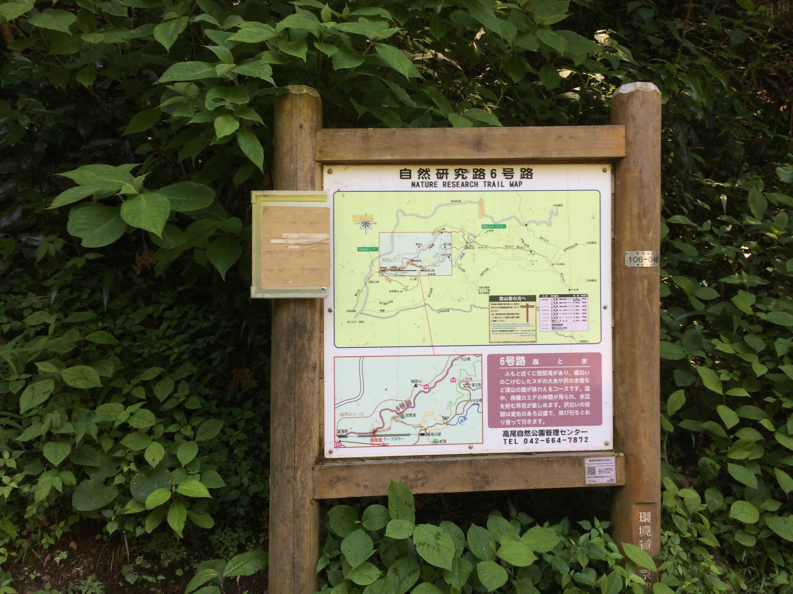 自然研究路6号路