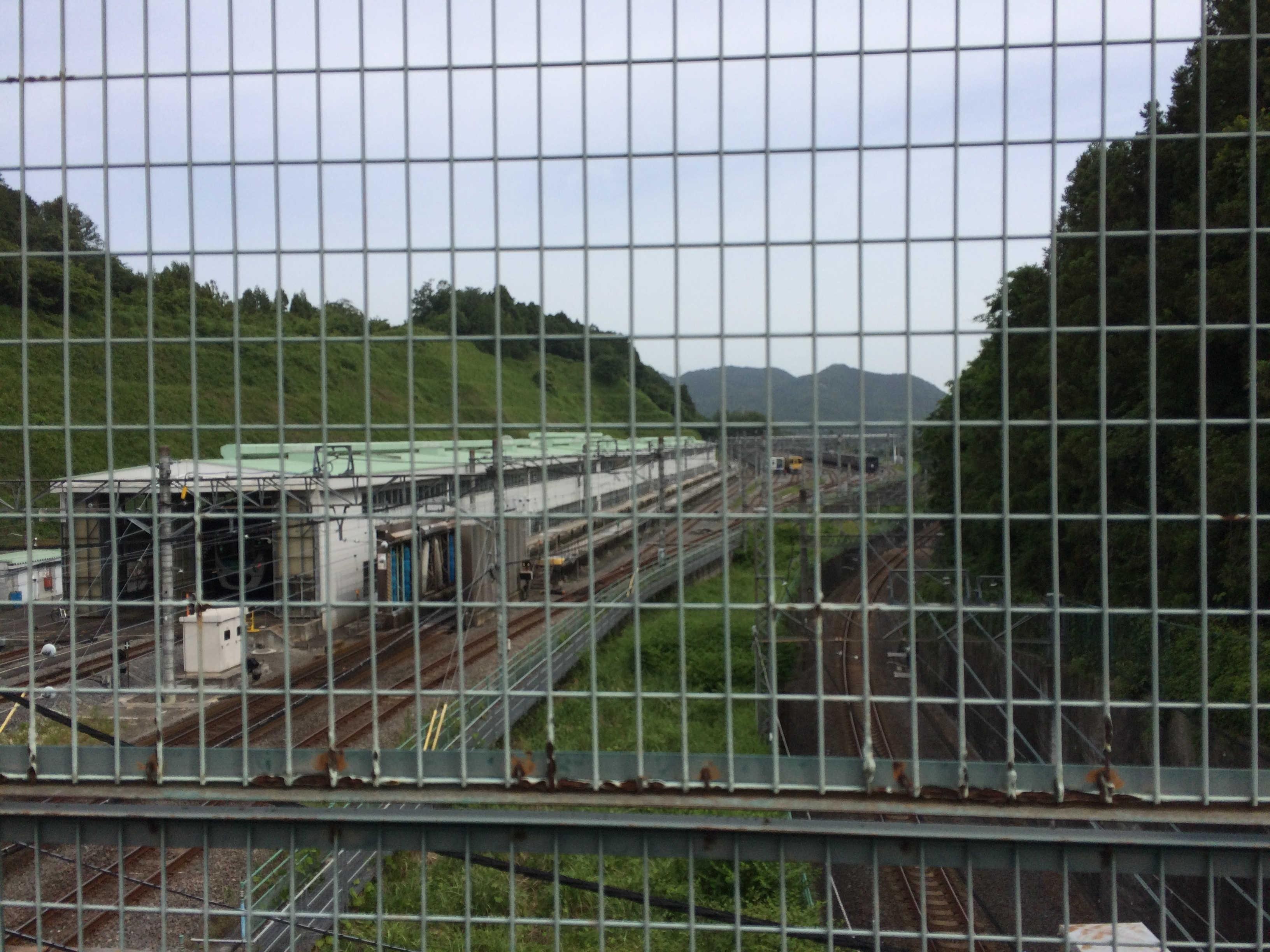 西武池袋線陸橋