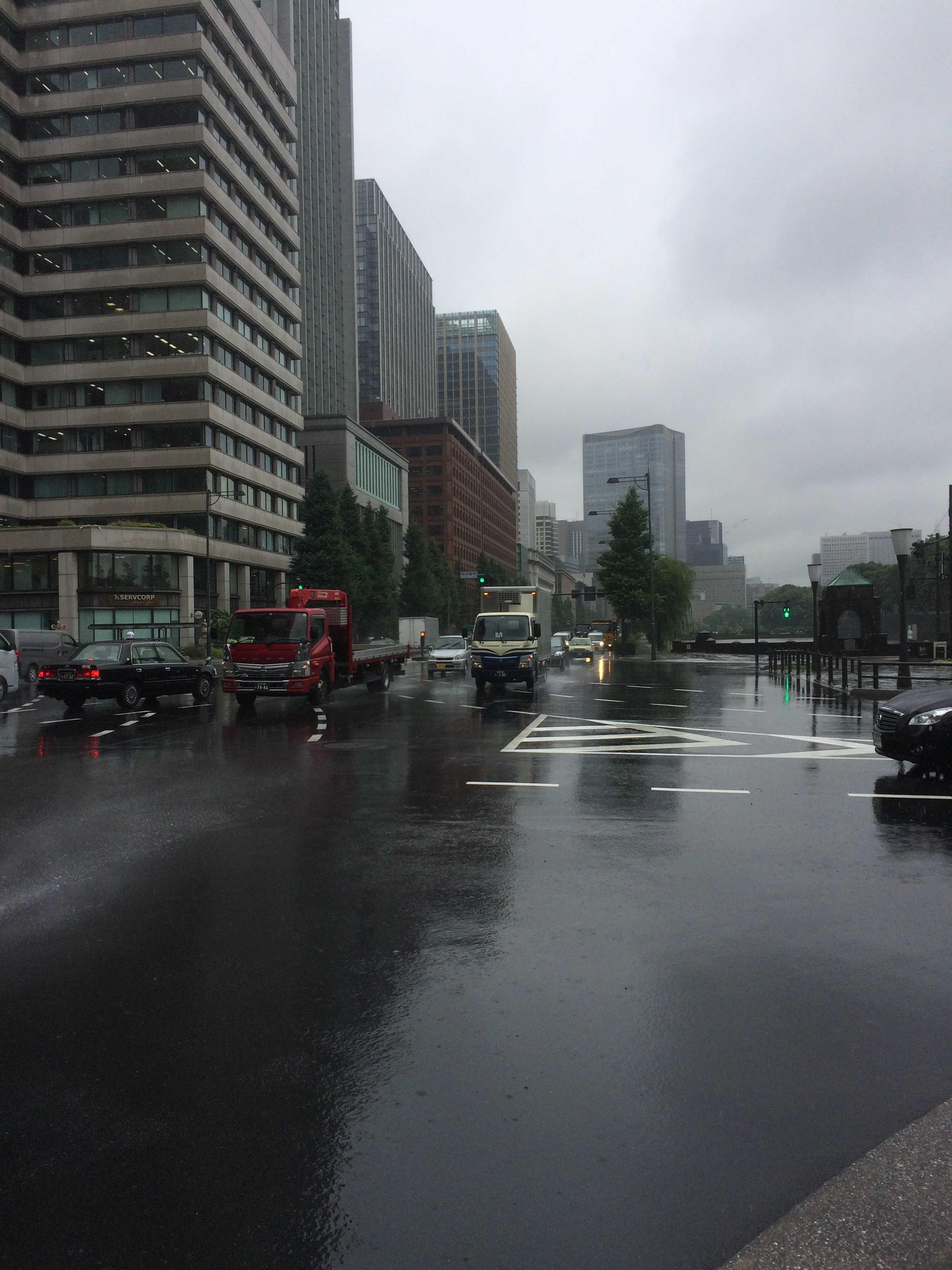 和田倉門交差点