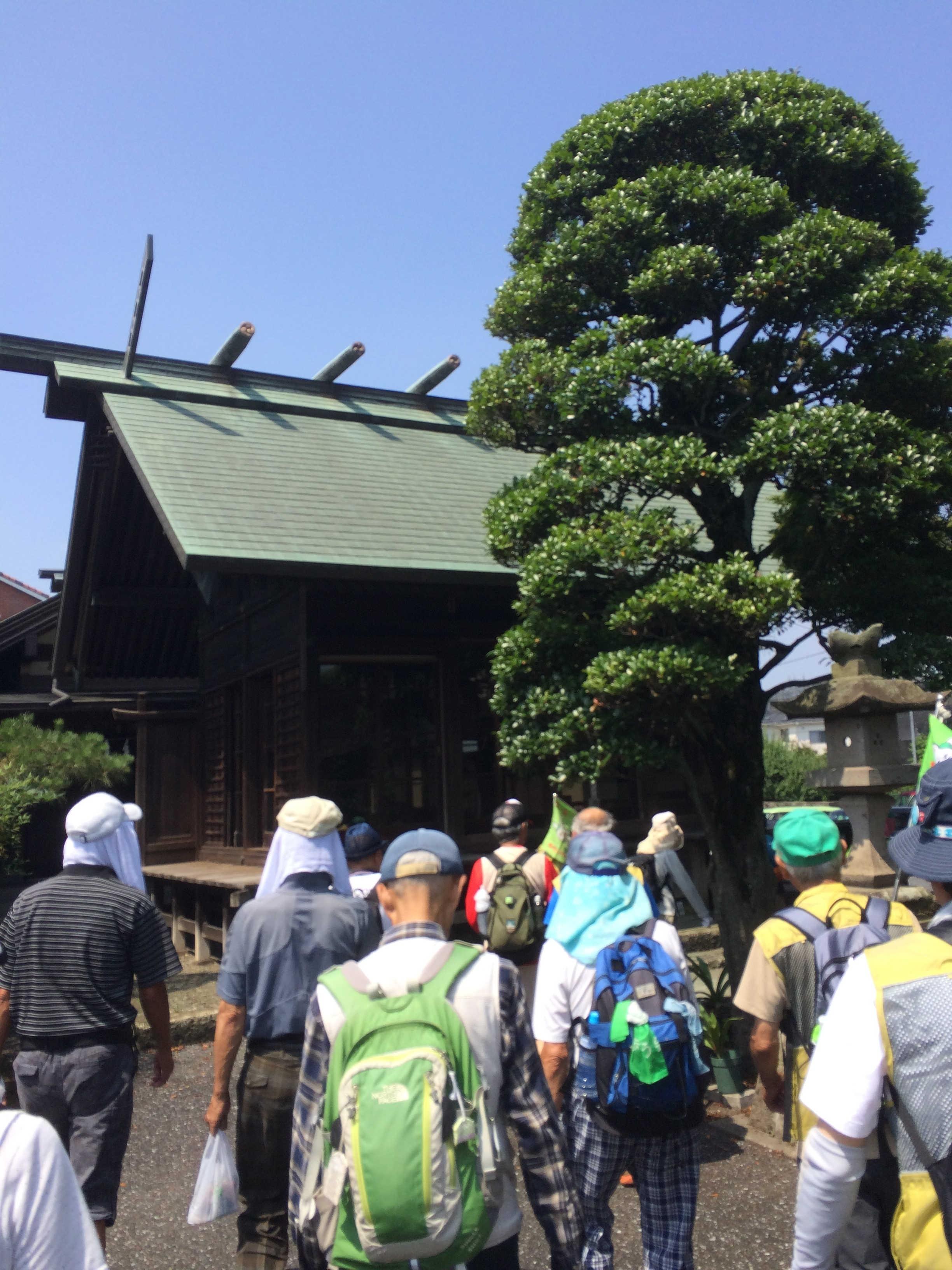 入間川大国神社