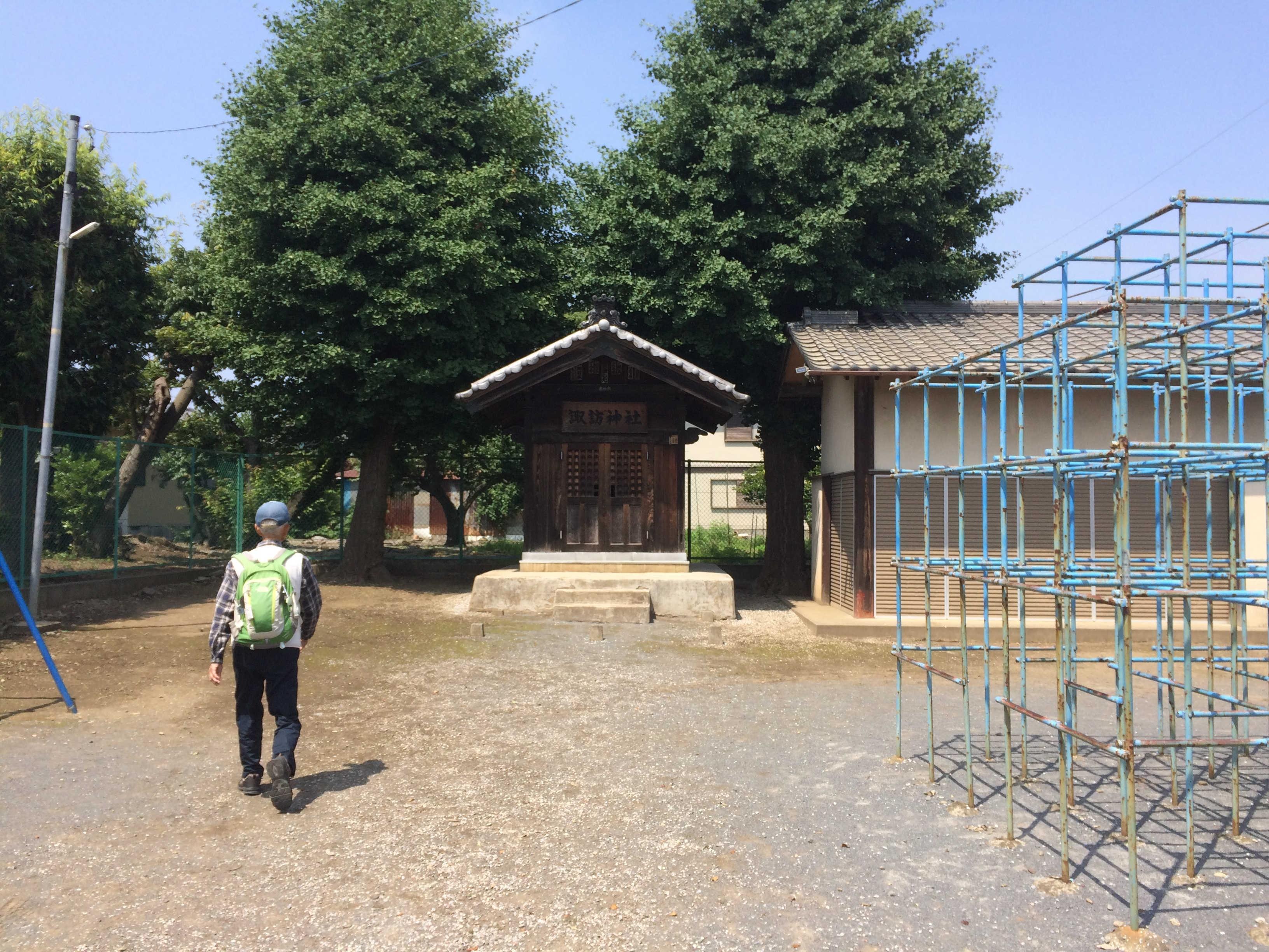 入間川諏訪神社