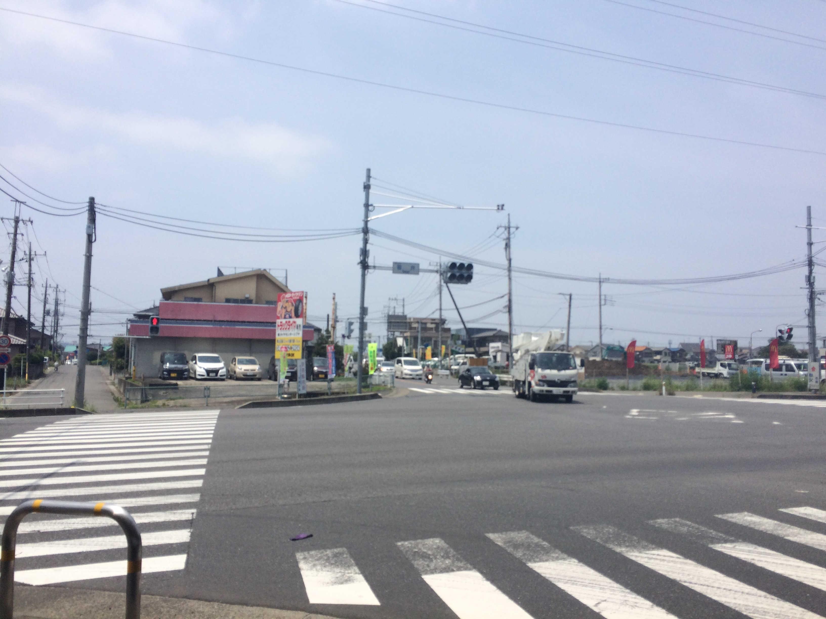 笹井交差点