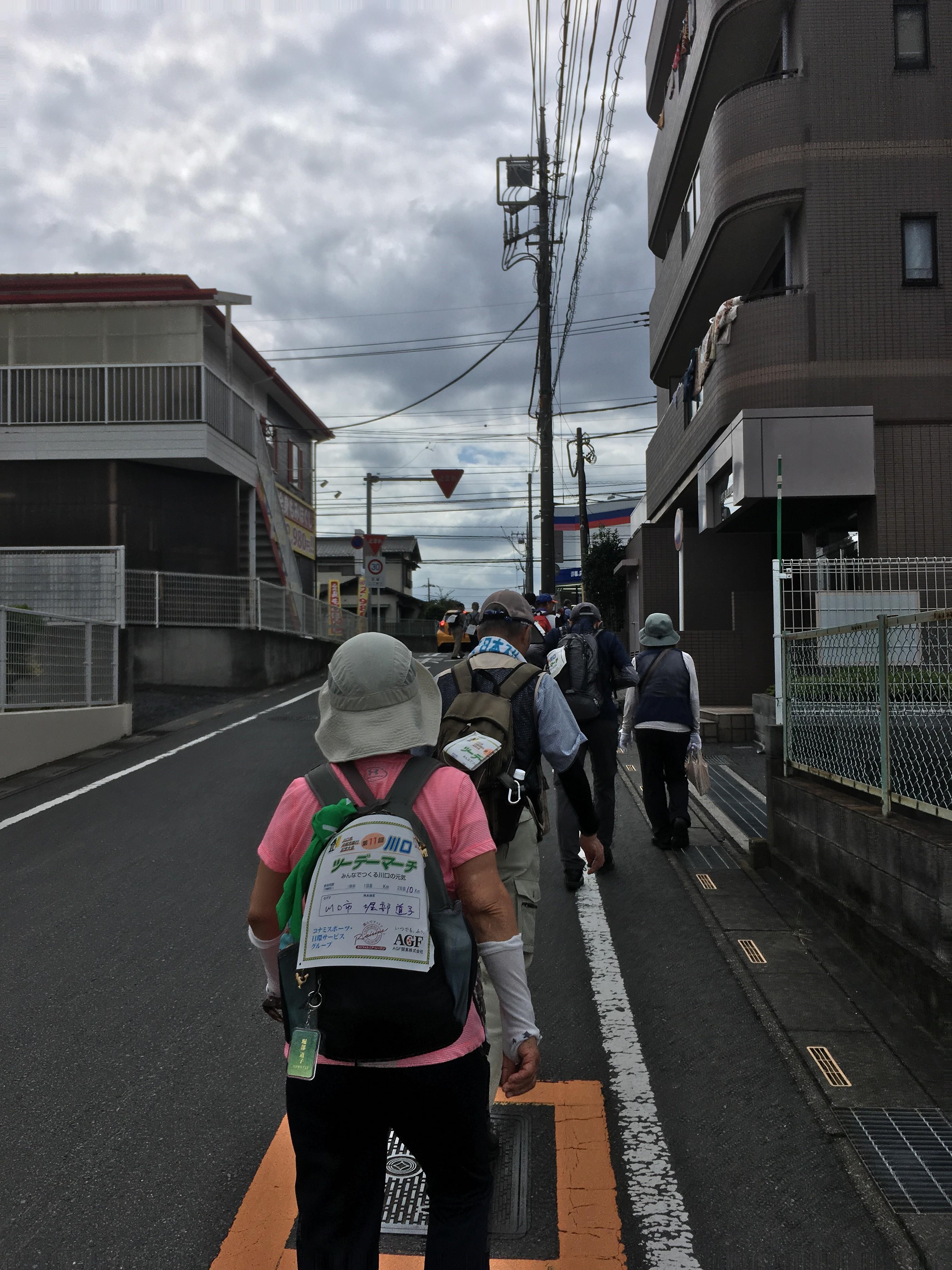 オリンピック東川口店周辺.