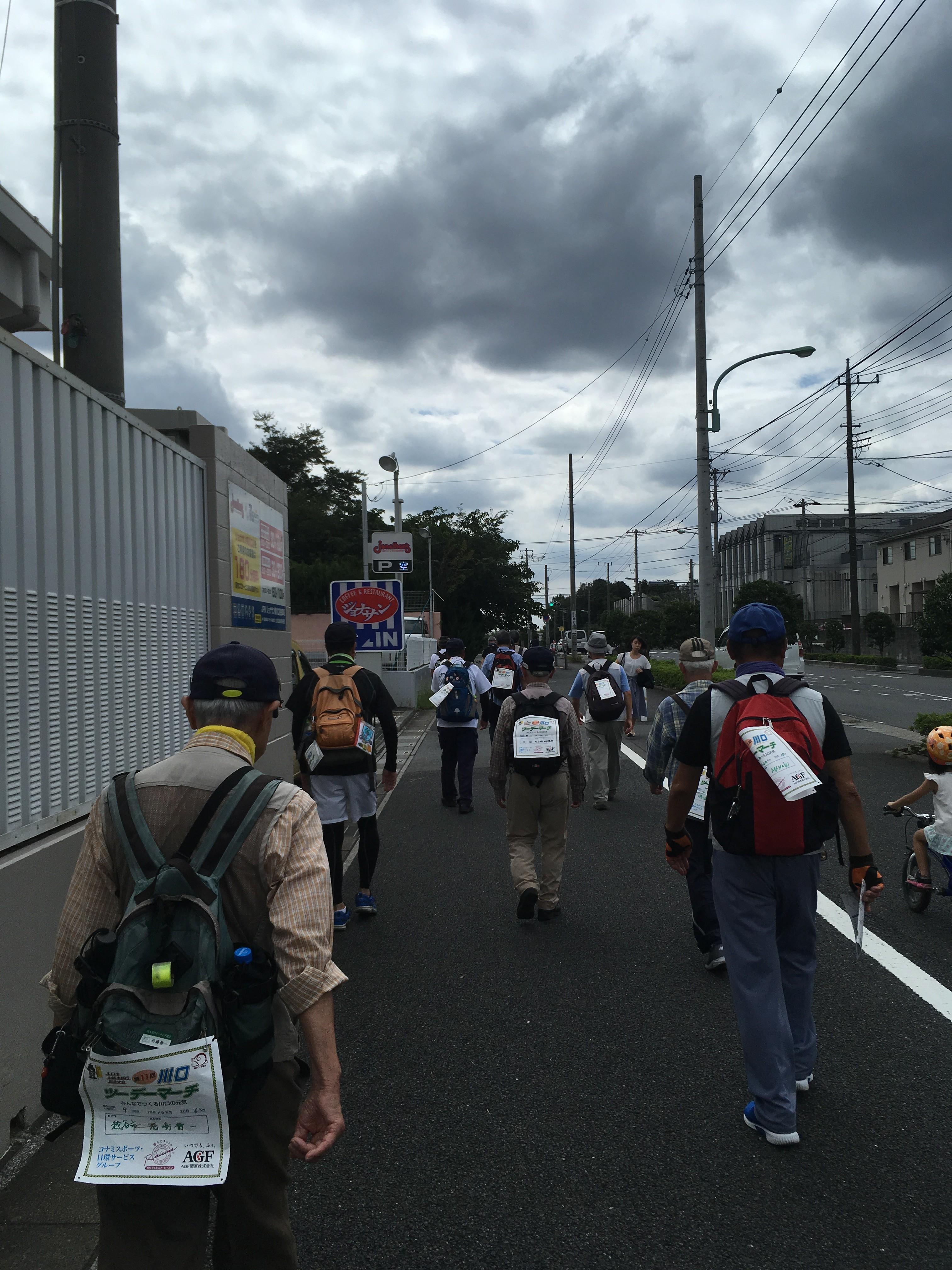 戸塚三丁目周辺