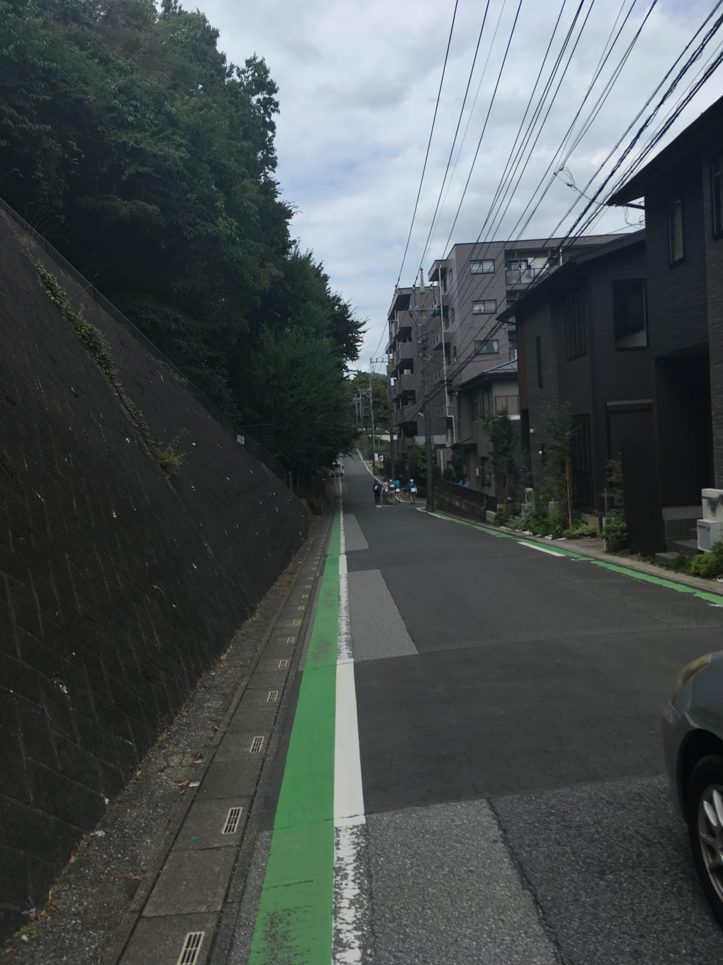 戸塚中台公園周辺