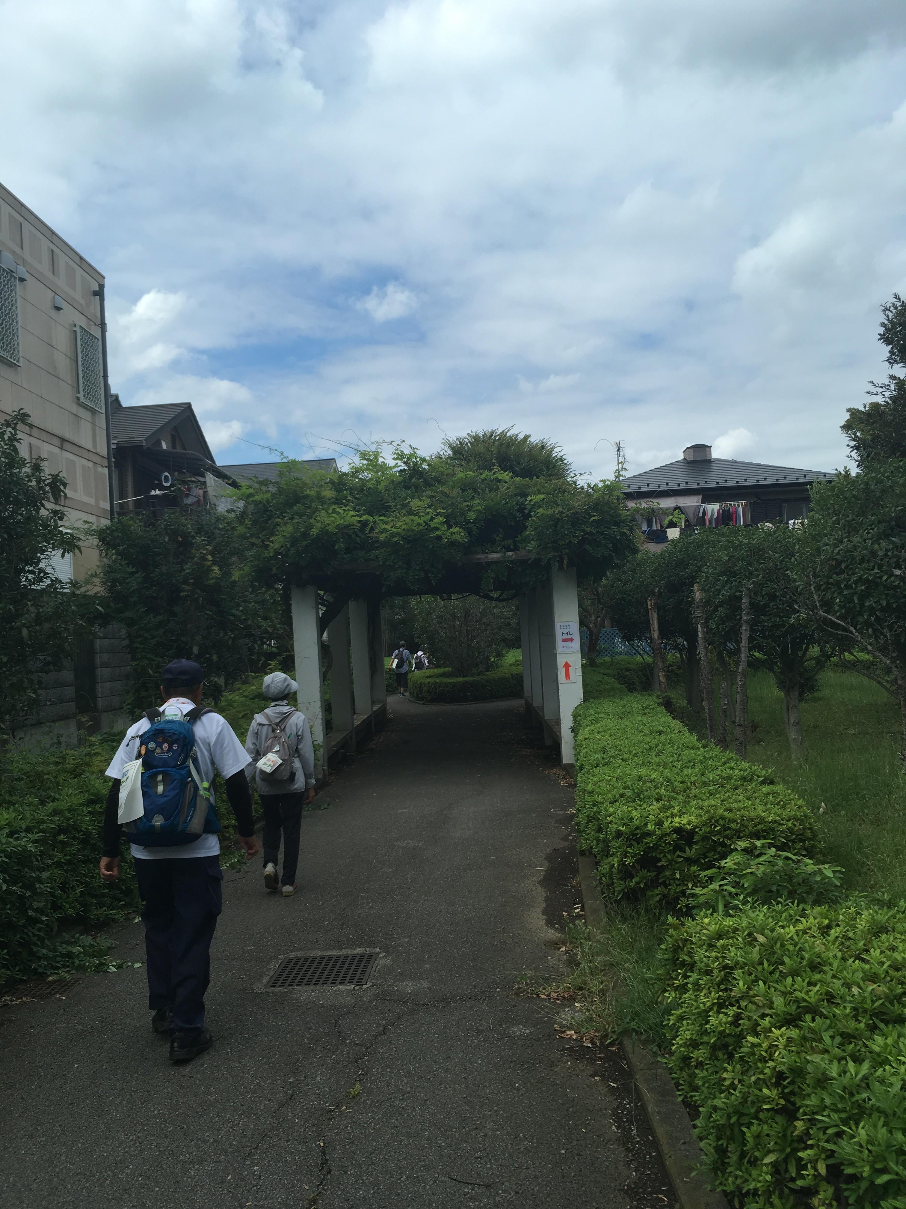 戸塚南公園周辺