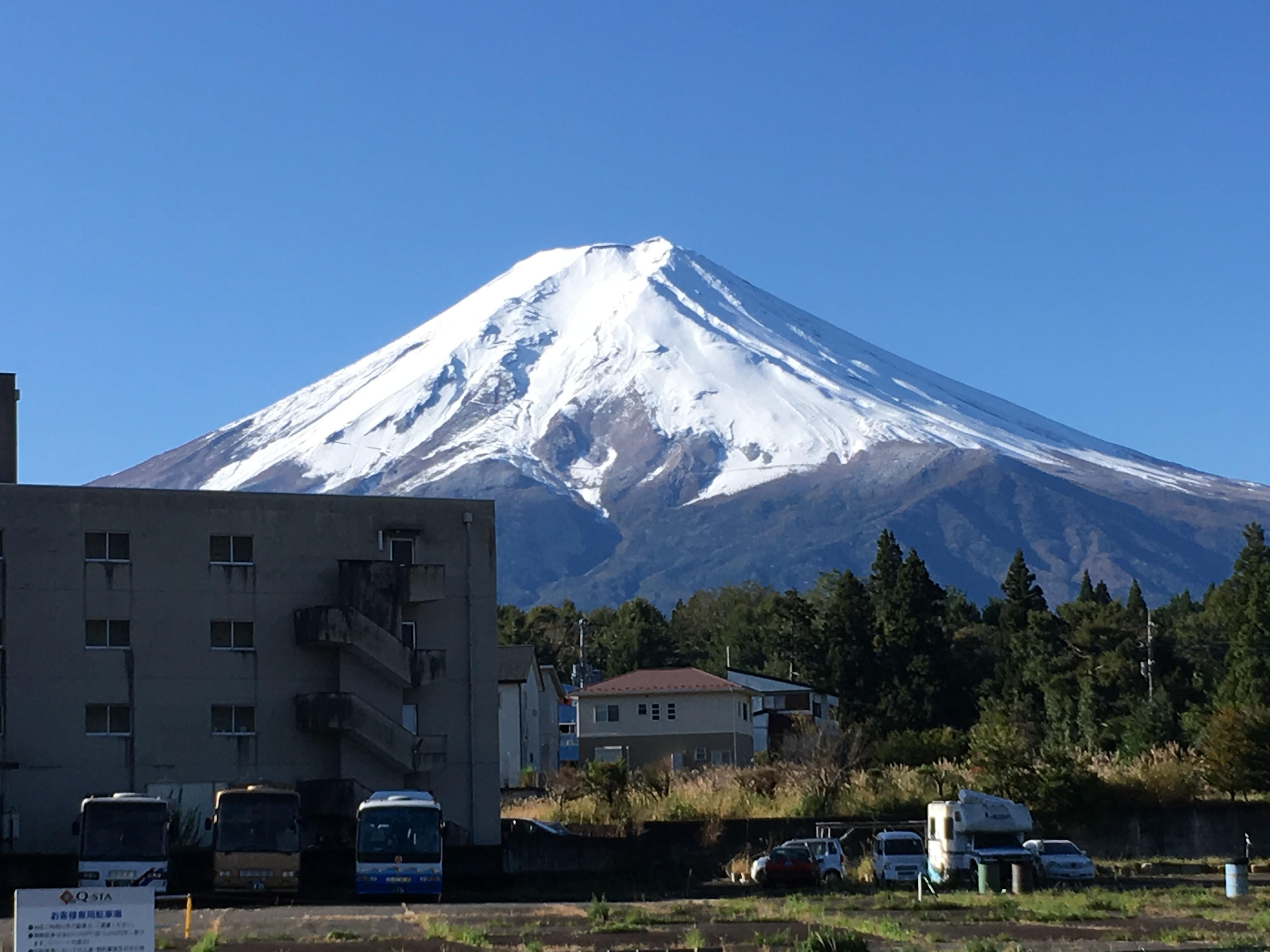 富士急行線富士山駅