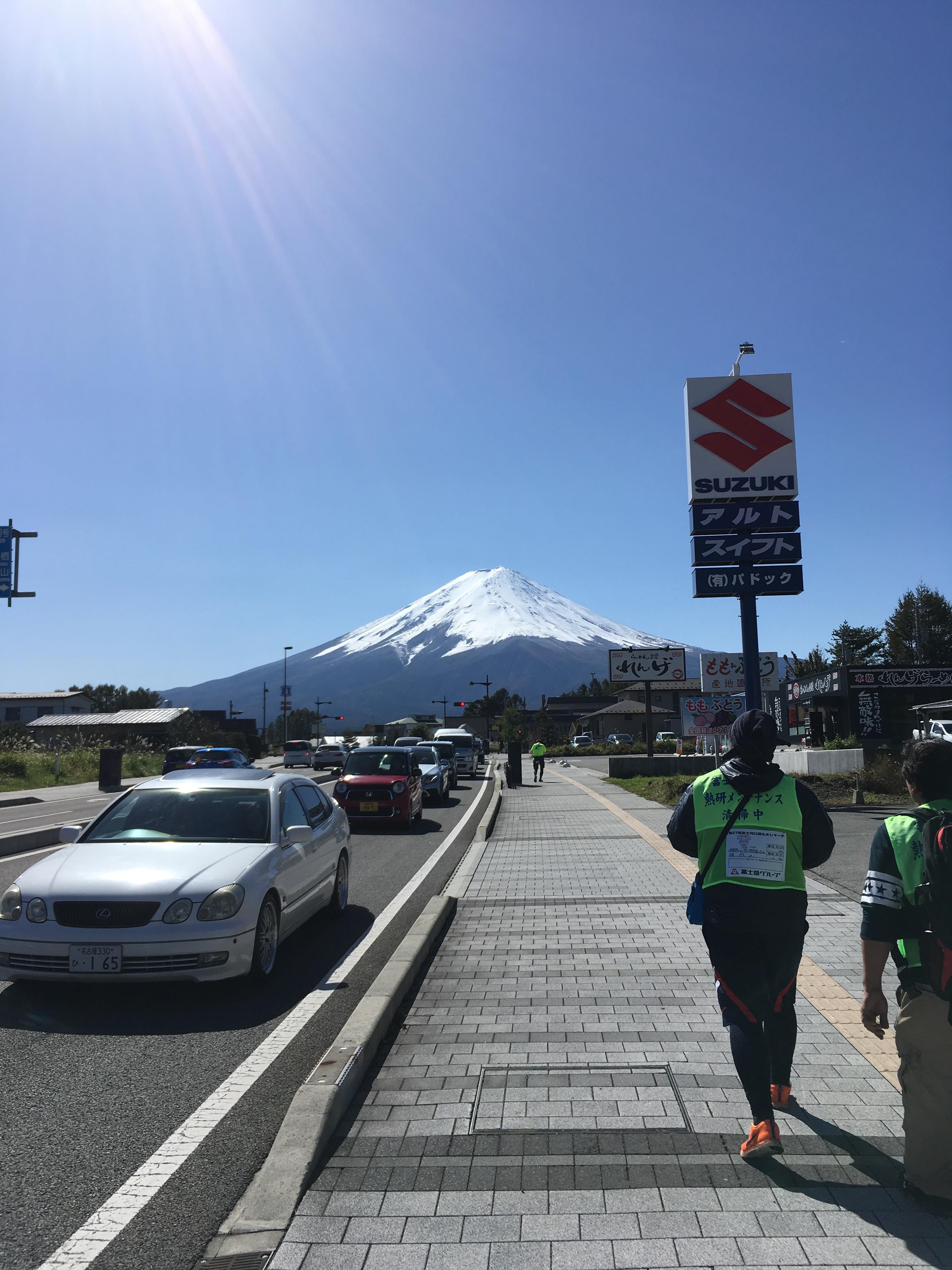 富士河口湖町船津1339−1周辺