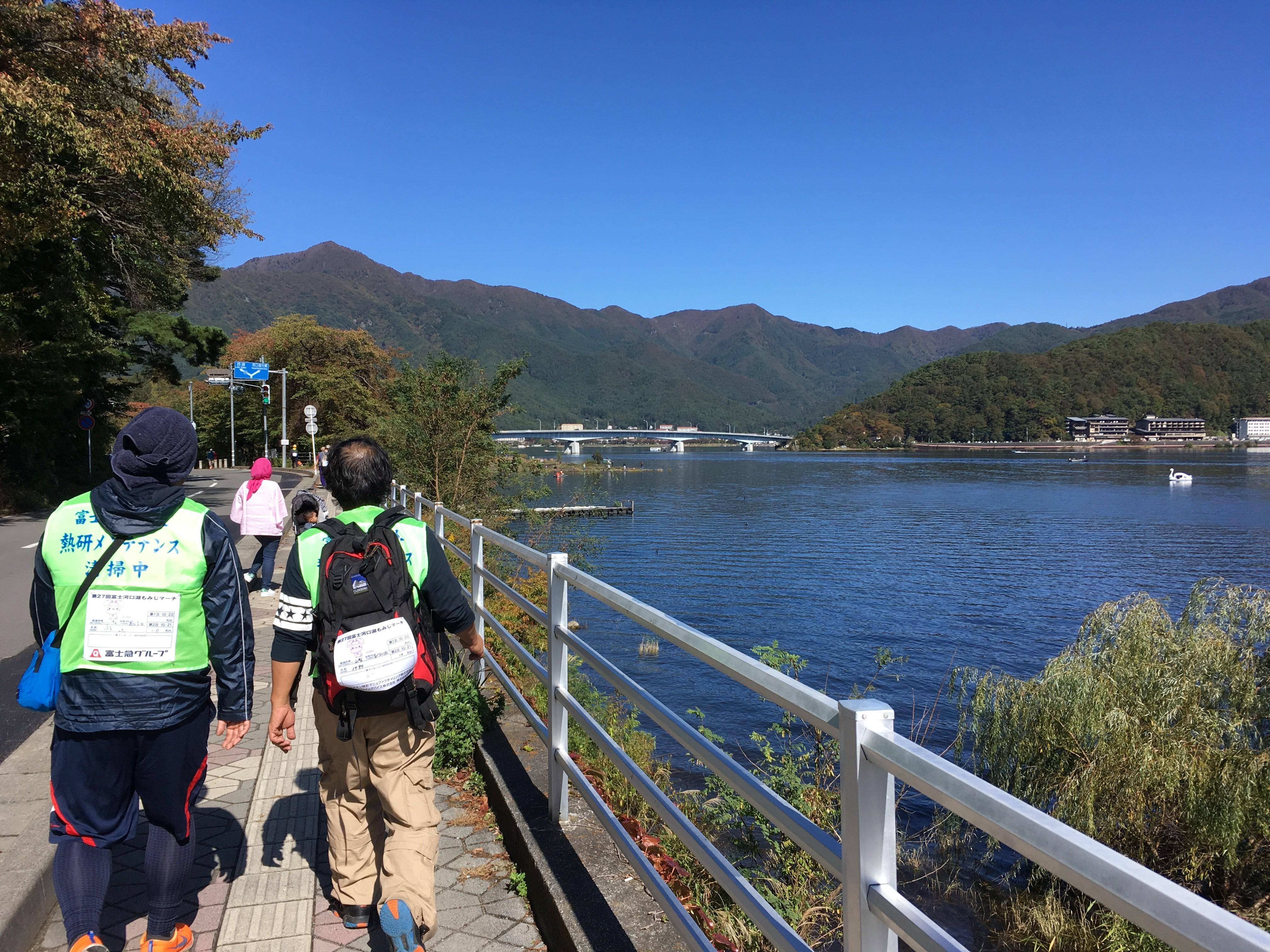 富士河口湖町船津200周辺