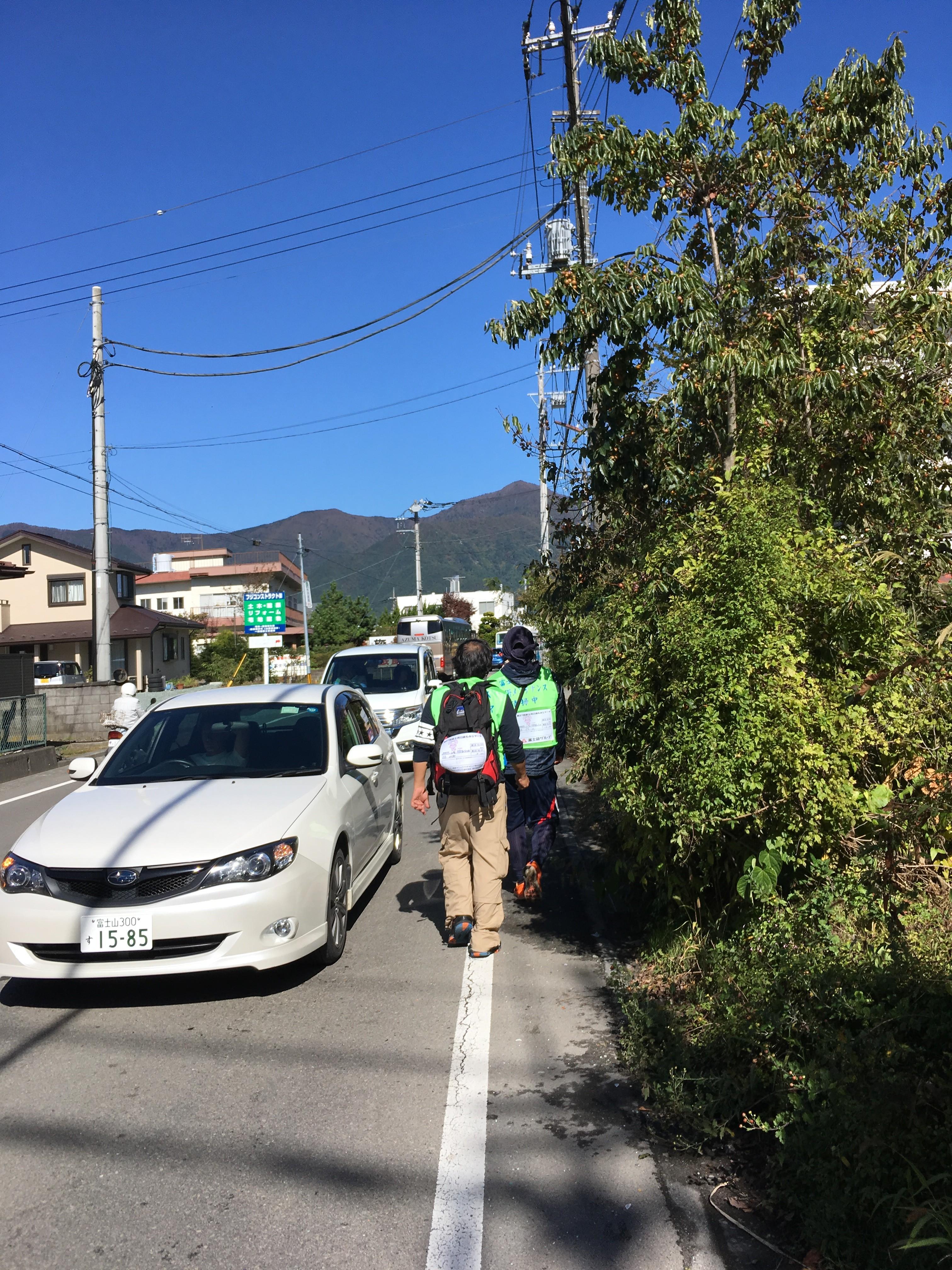 富士河口湖町船津3413−5周辺