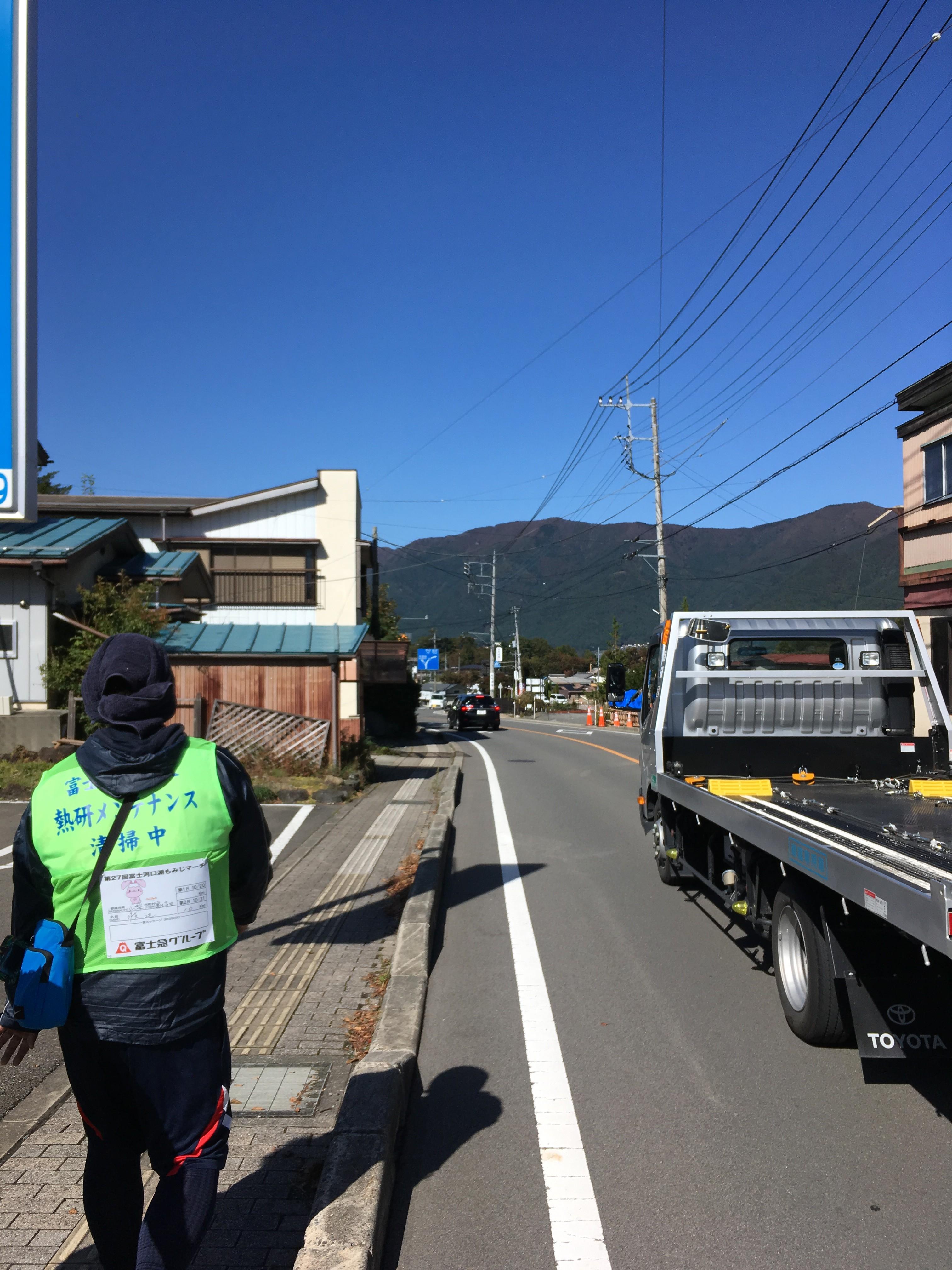 富士河口湖町船津3715周辺