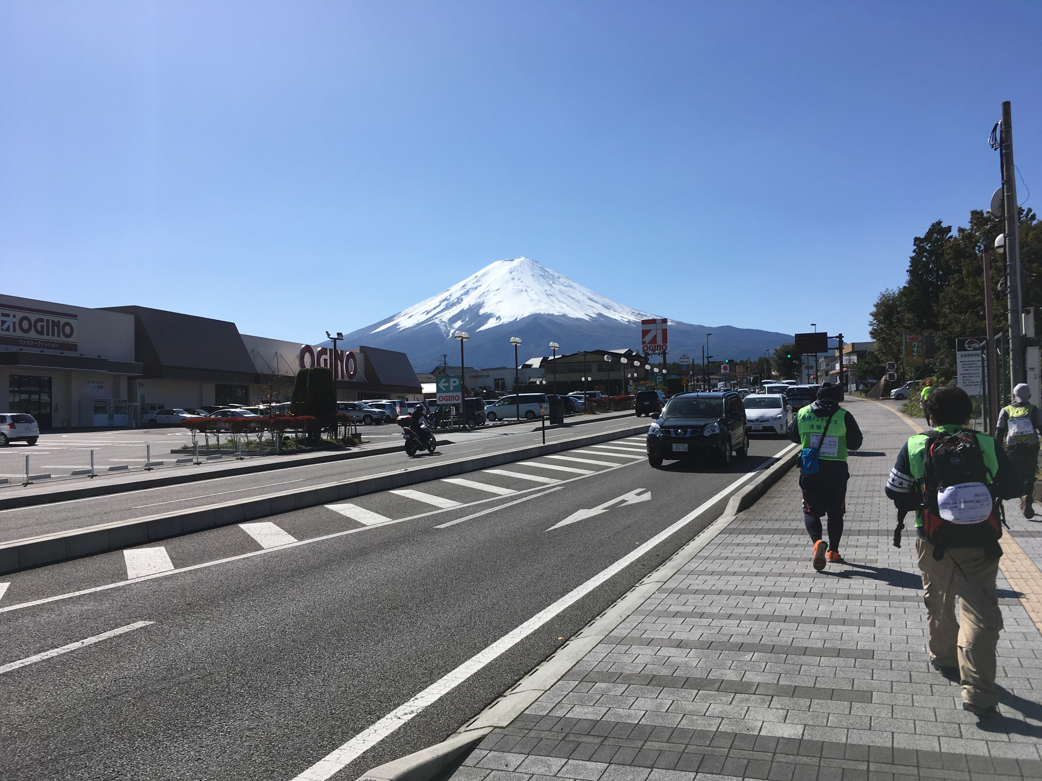富士河口湖町船津561−1周辺