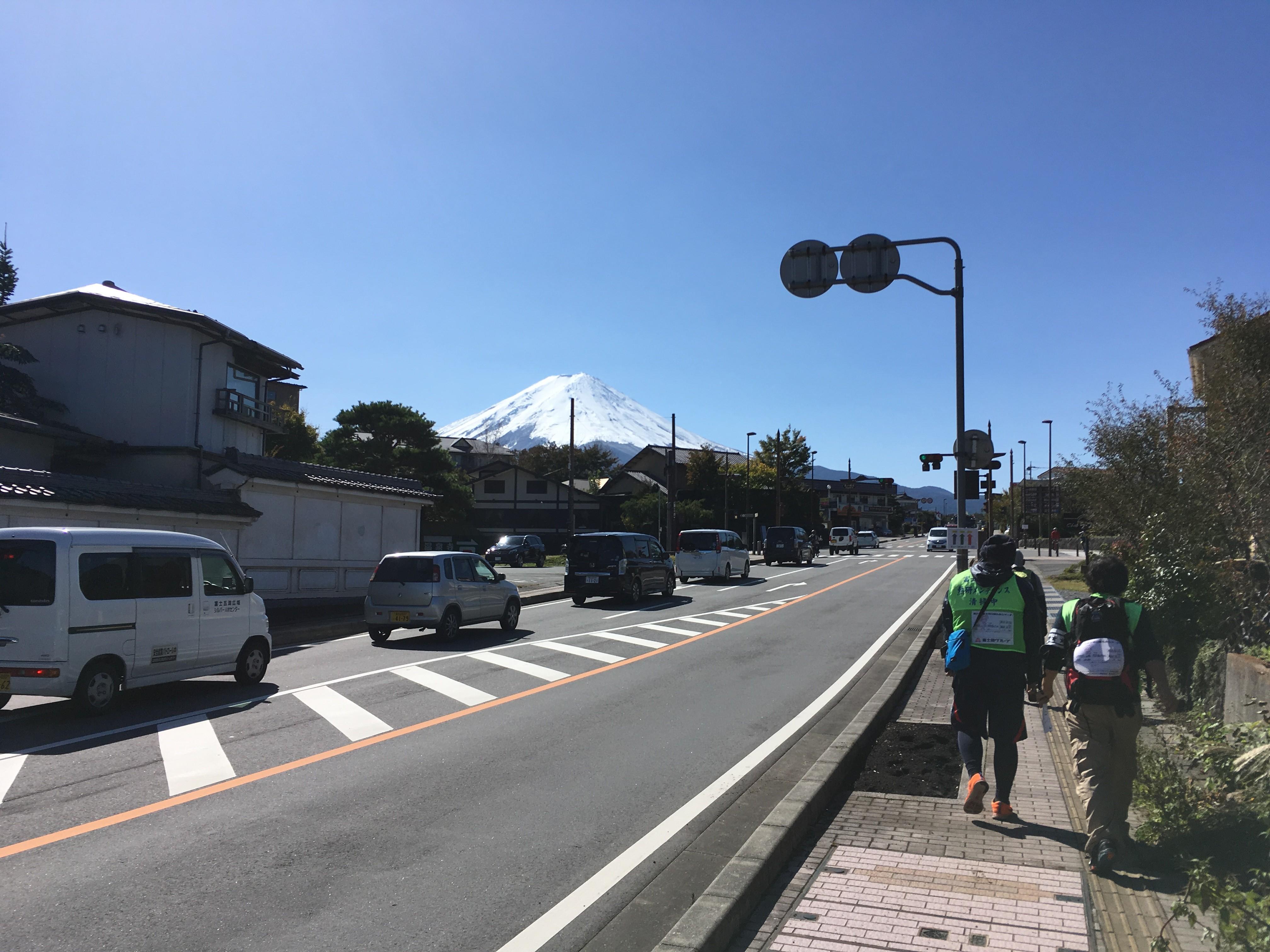 富士河口湖町船津6677周辺